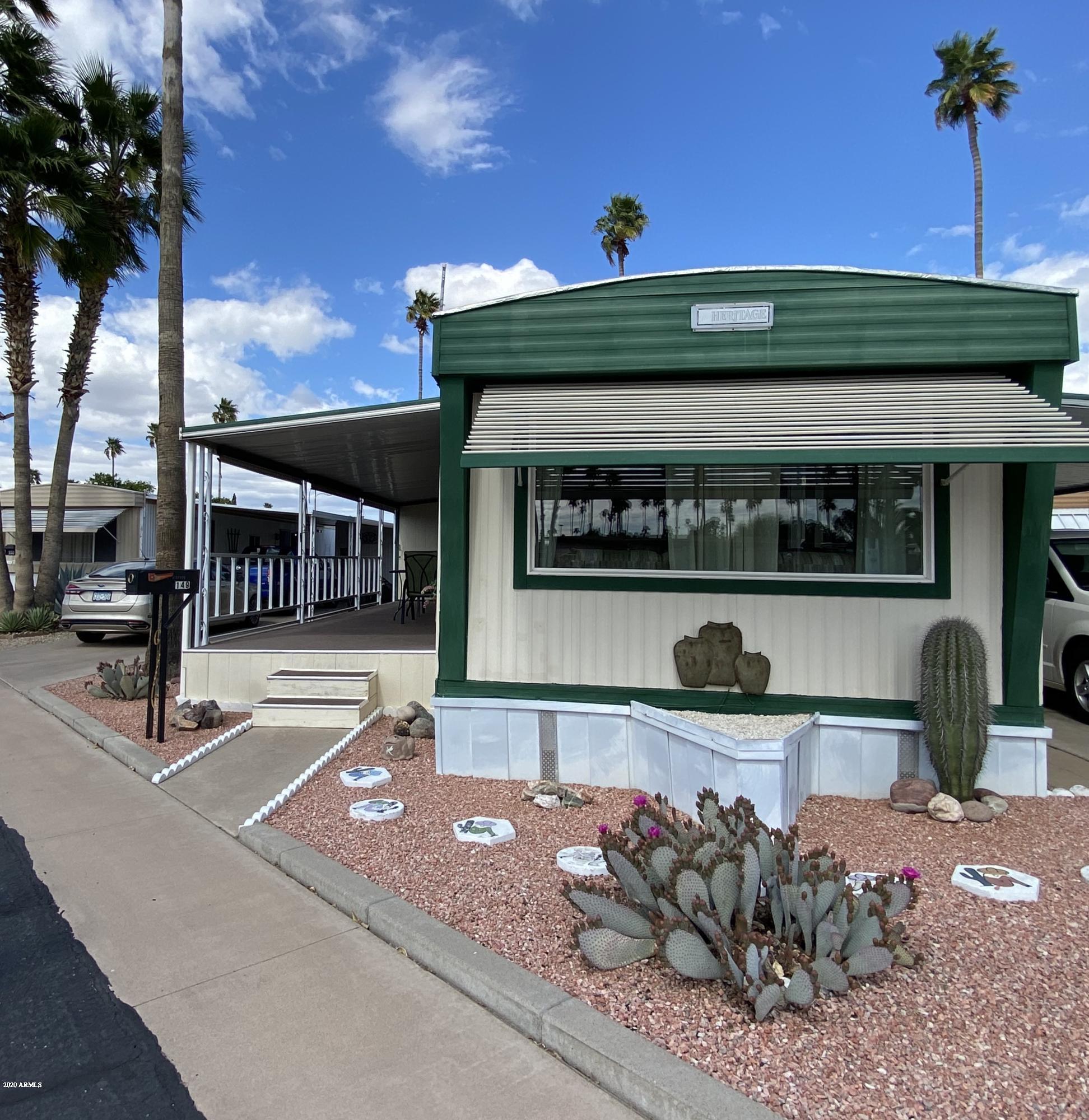 Photo of 4065 E UNIVERSITY Drive #149, Mesa, AZ 85205