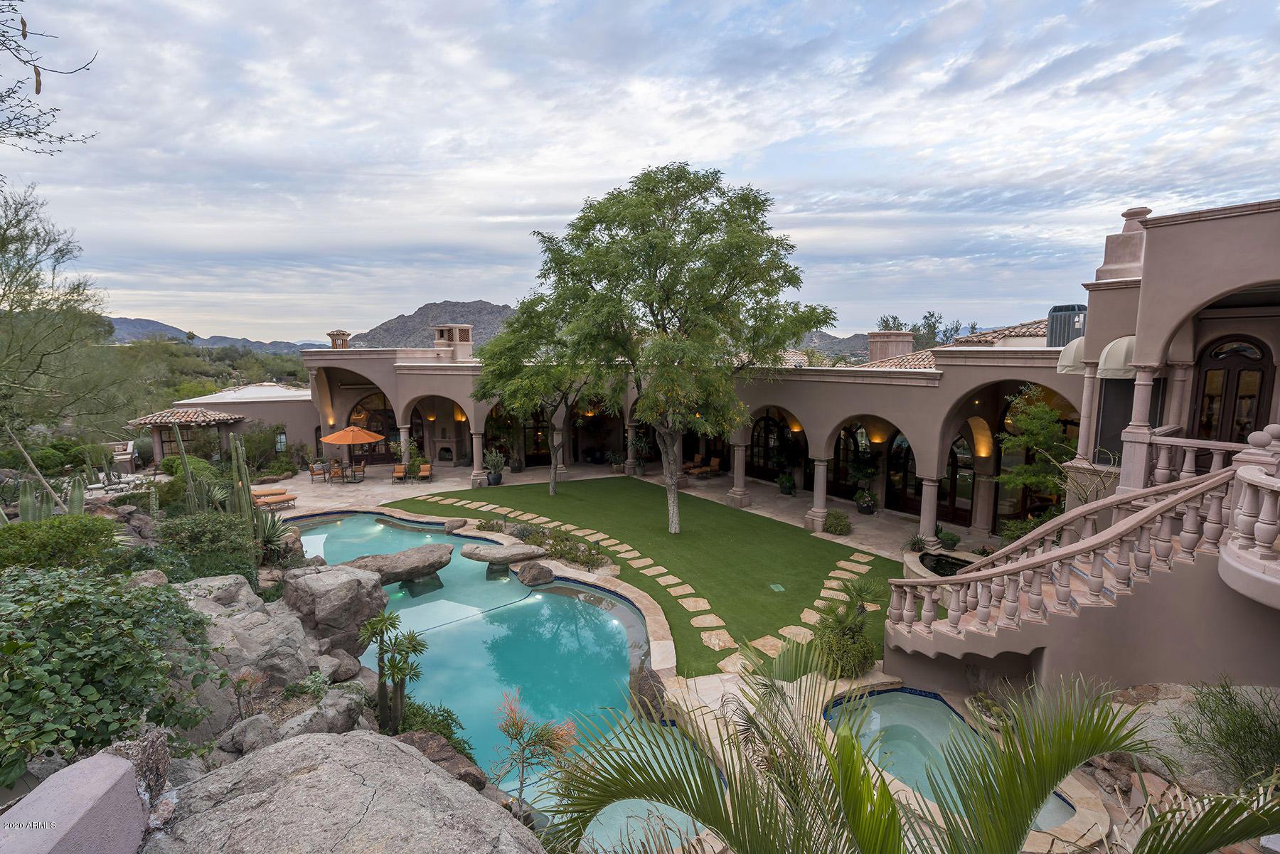 MLS 6049092 5825 E STARLIGHT Way, Paradise Valley, AZ 85253 Paradise Valley AZ Luxury