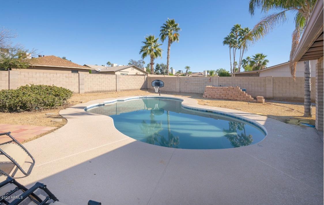 MLS 6050994 4834 E Evans Drive, Scottsdale, AZ 85254 Scottsdale AZ Private Pool