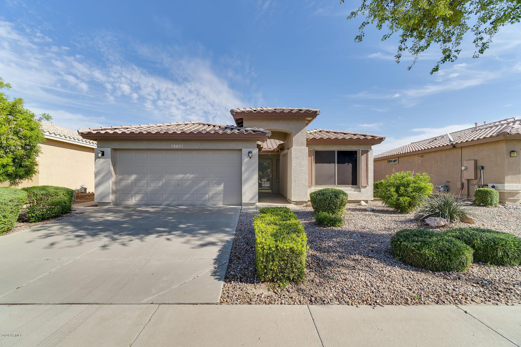 Photo of 4708 E AZALEA Drive, Gilbert, AZ 85298