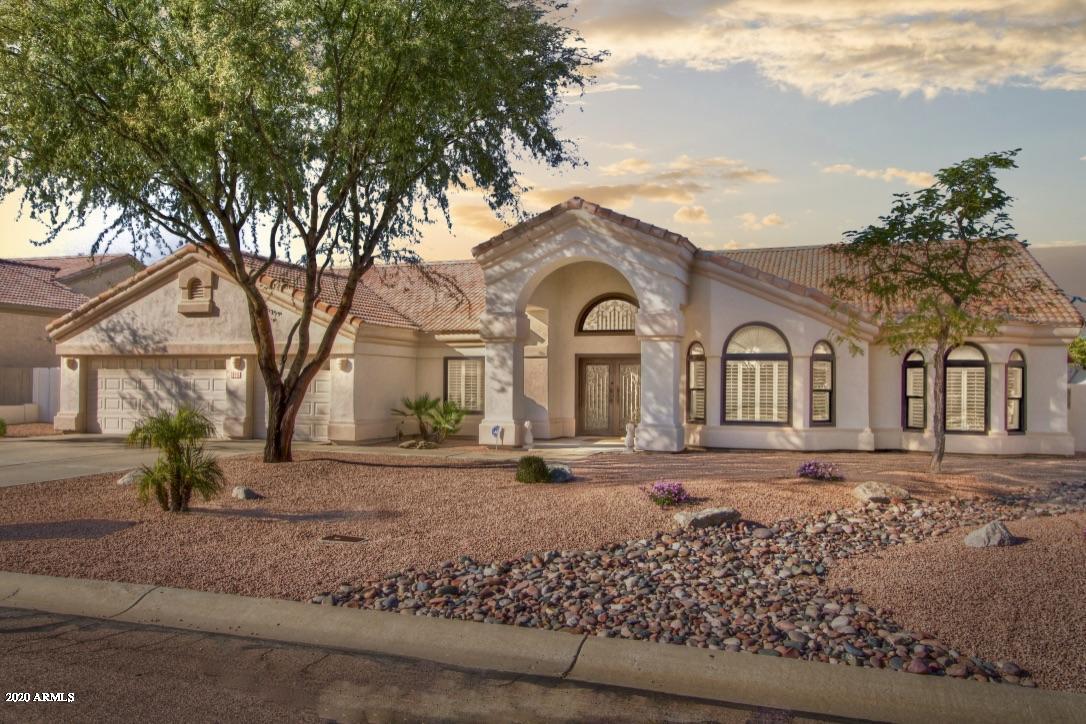 Photo of 4624 W SOFT WIND Drive, Glendale, AZ 85310