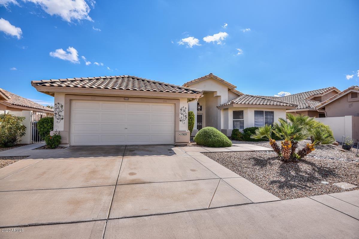 MLS 6054360 17823 N DESERT FLOWER Trail, Surprise, AZ 85374 Surprise AZ Sun Village