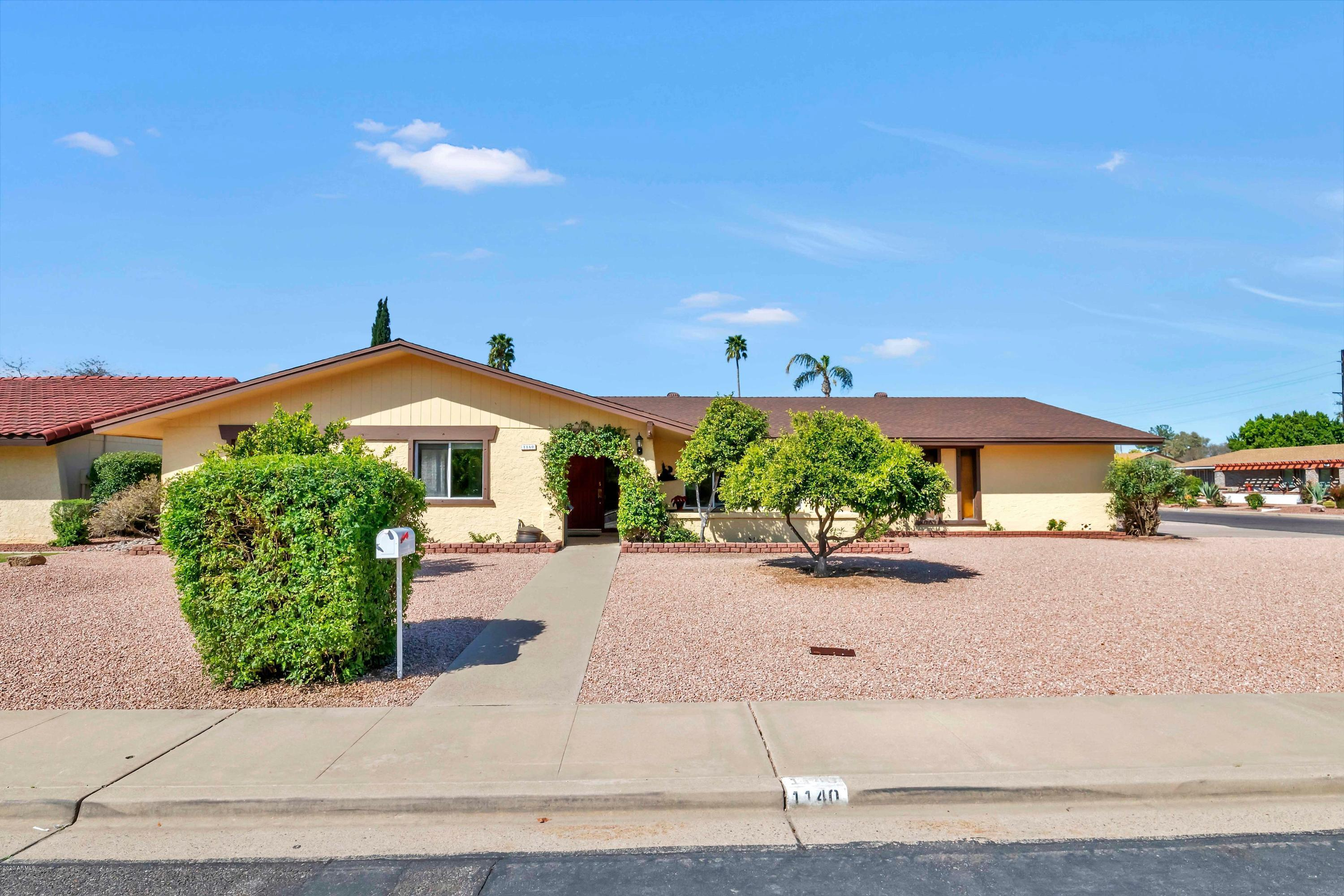 Photo of 1140 N DELMAR Street, Mesa, AZ 85203