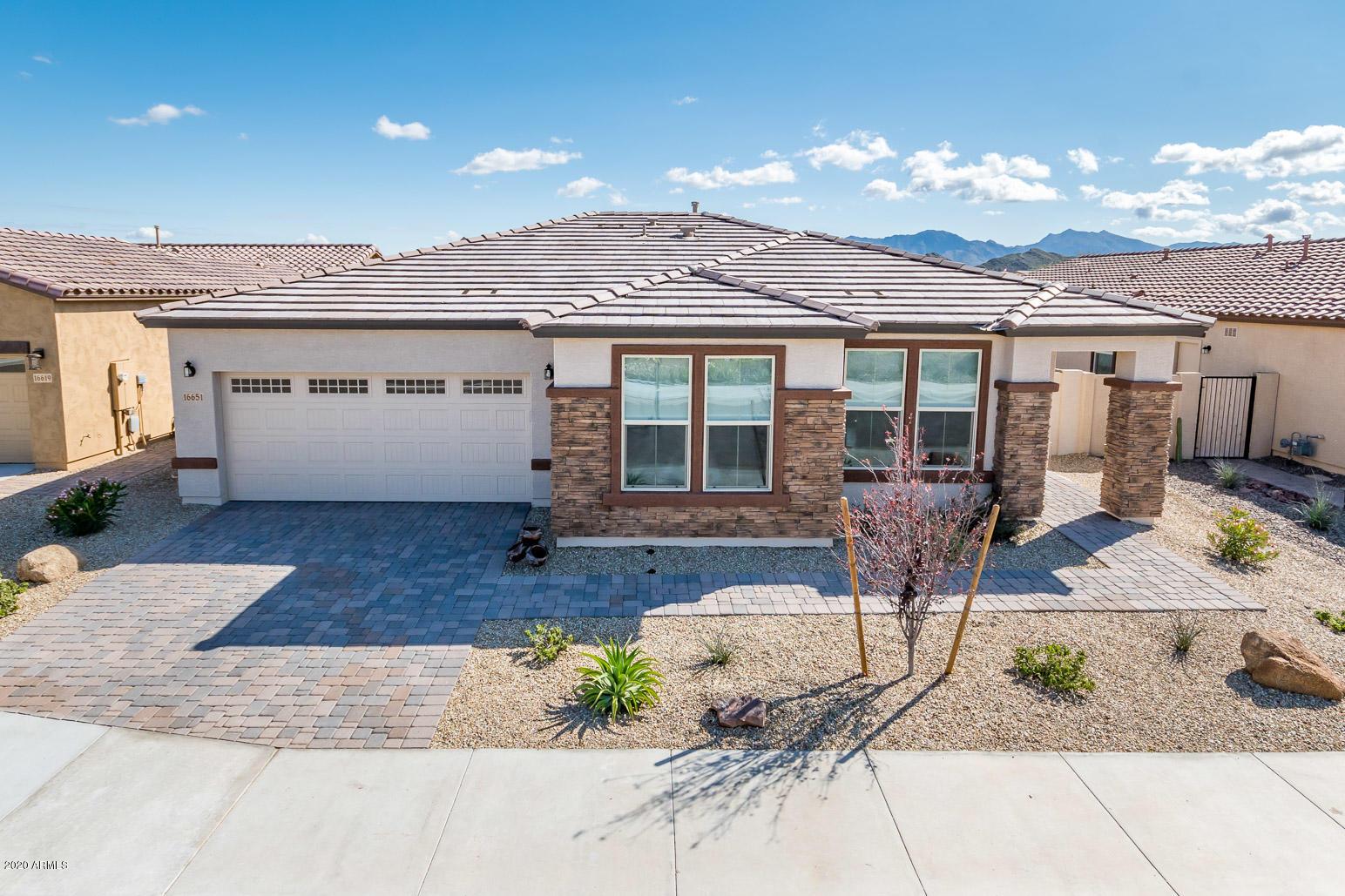 Photo of 16651 S 180TH Drive, Goodyear, AZ 85338