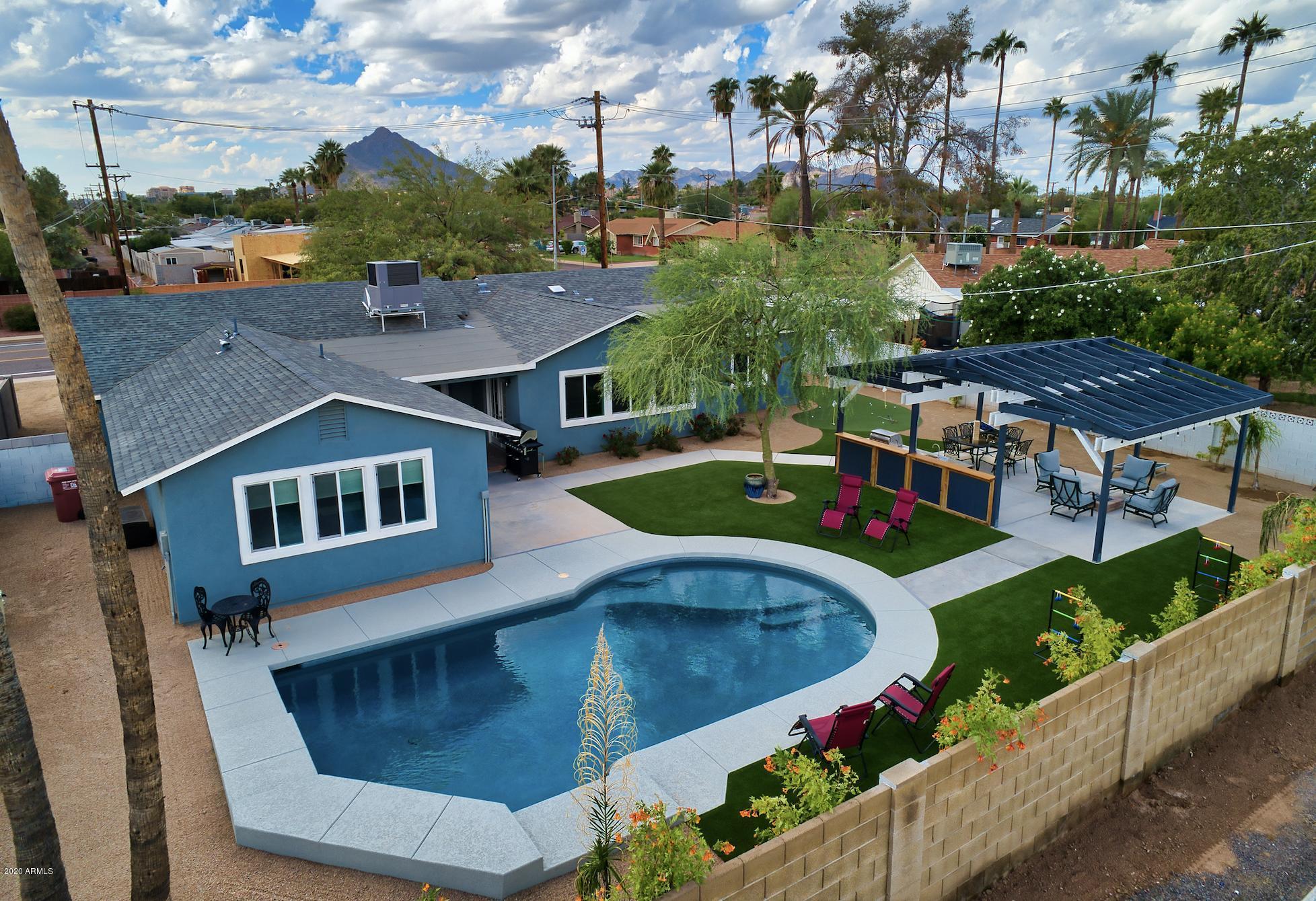 Photo of 4313 N GRANITE REEF Road, Scottsdale, AZ 85251