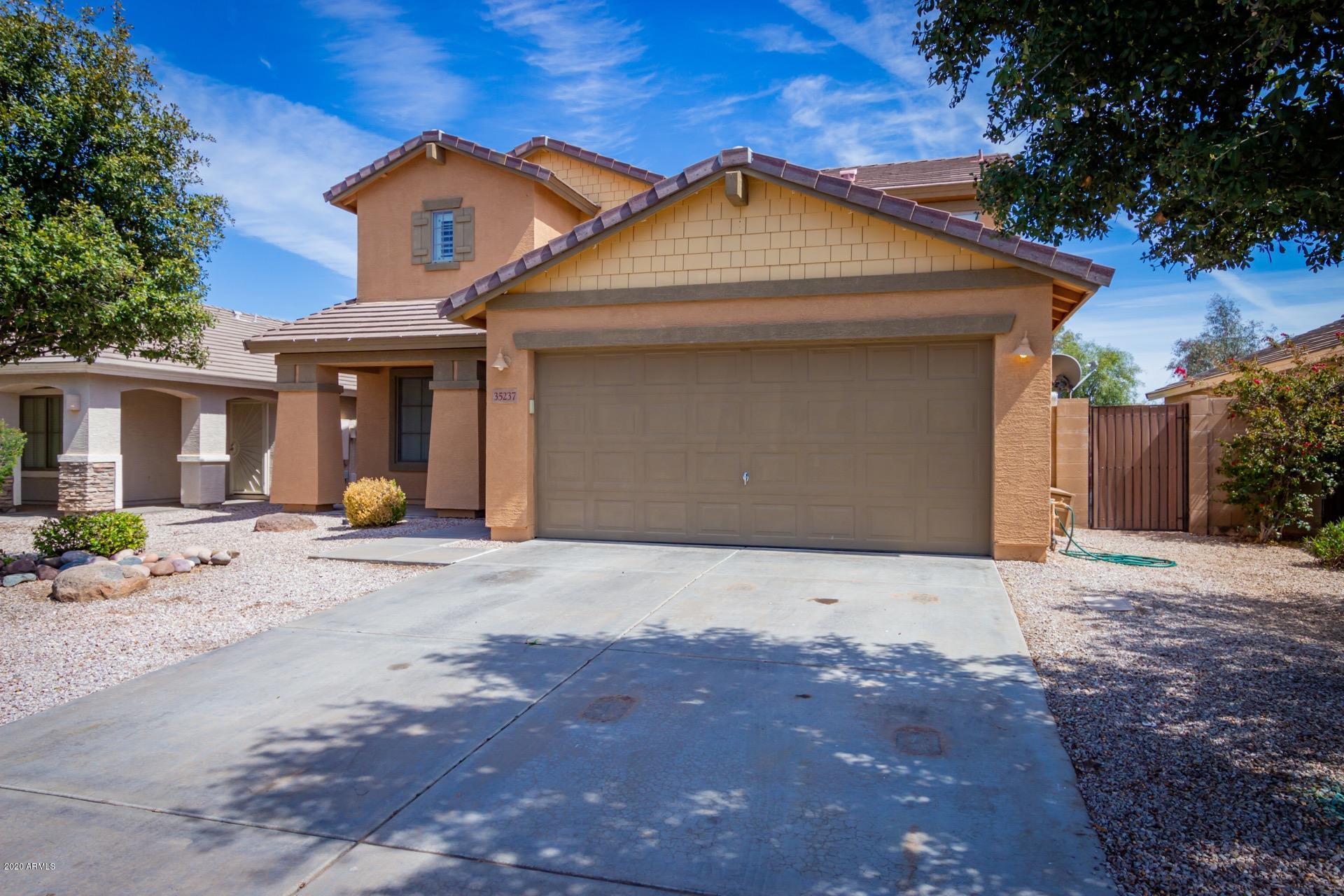 Photo of 35237 N BANDOLIER Drive, Queen Creek, AZ 85142