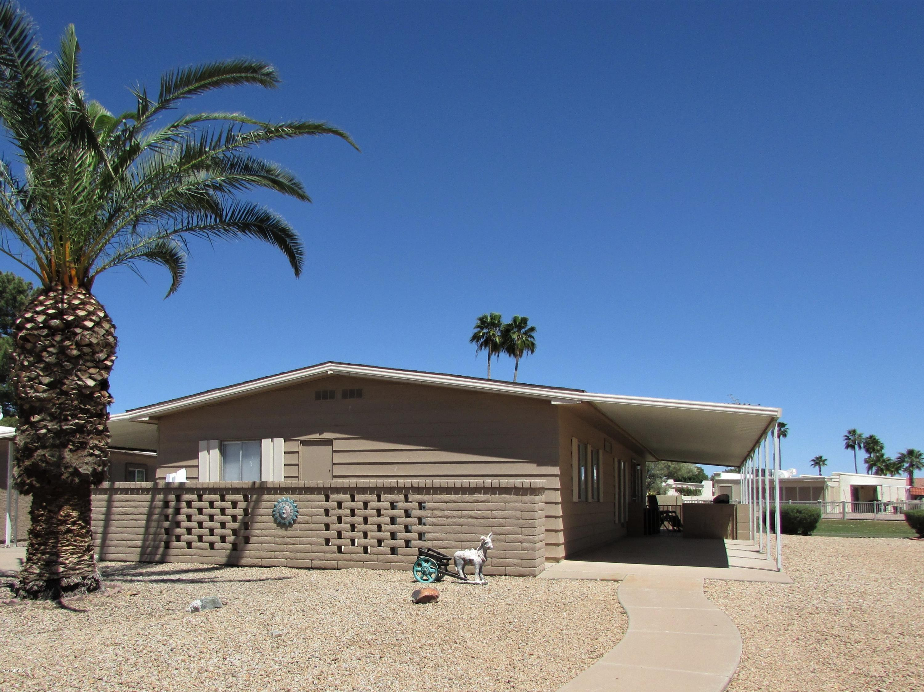 Photo of 26013 S COUNTRY CLUB Drive, Sun Lakes, AZ 85248