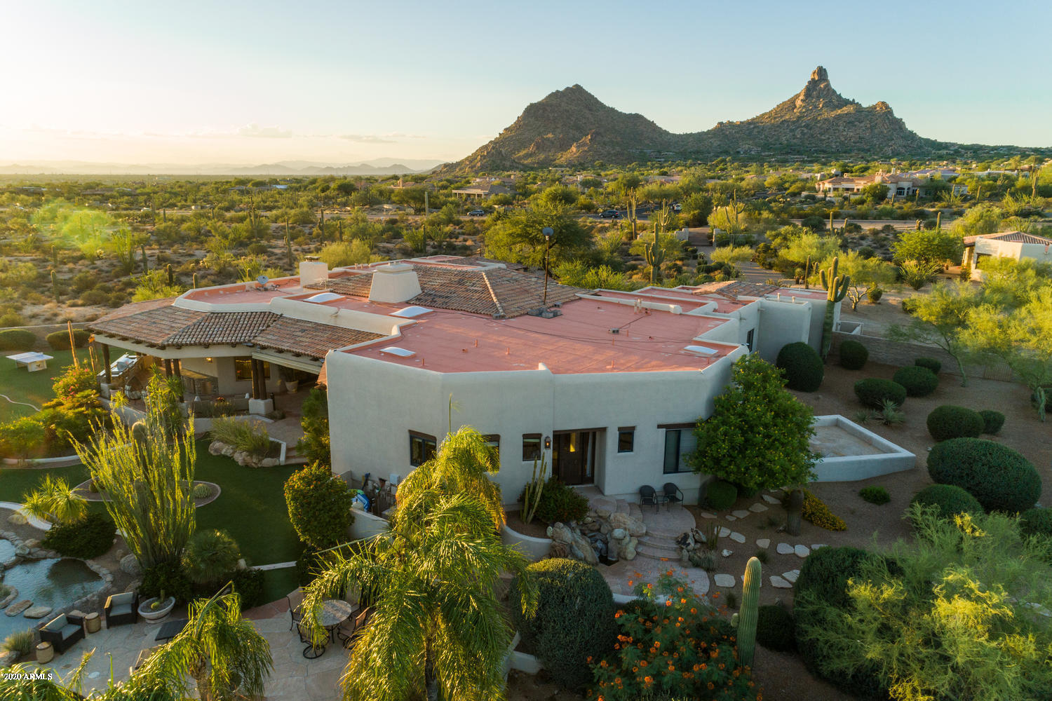 MLS 6055832 10155 E HAPPY VALLEY Road, Scottsdale, AZ 85255 Scottsdale AZ Metes And Bounds