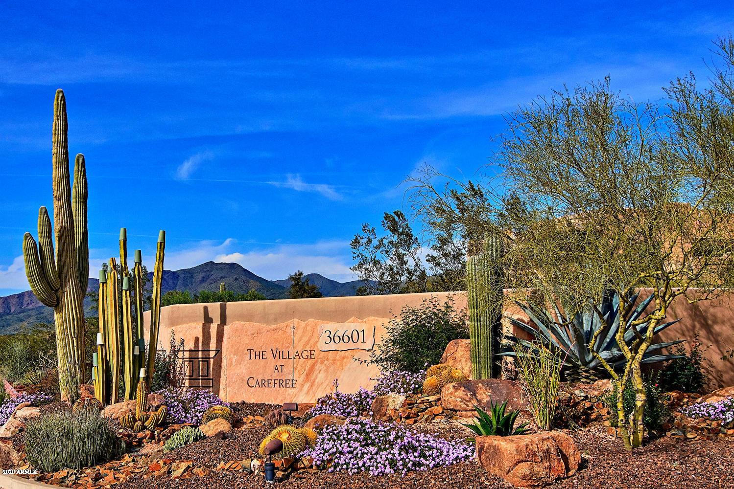 Photo of 36601 N MULE TRAIN Road #B17, Carefree, AZ 85377