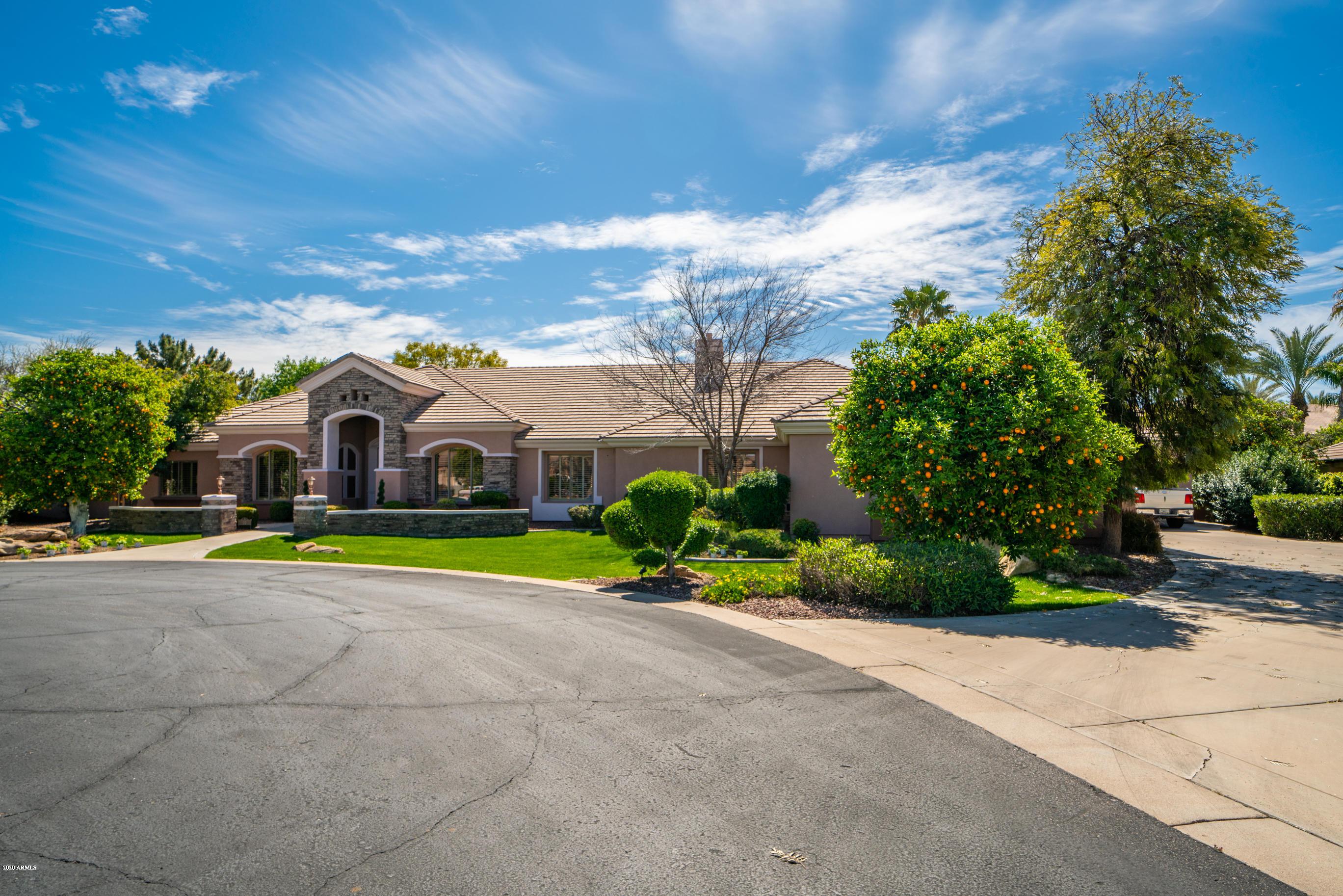 Photo of 4040 E MCLELLAN Road #10, Mesa, AZ 85205