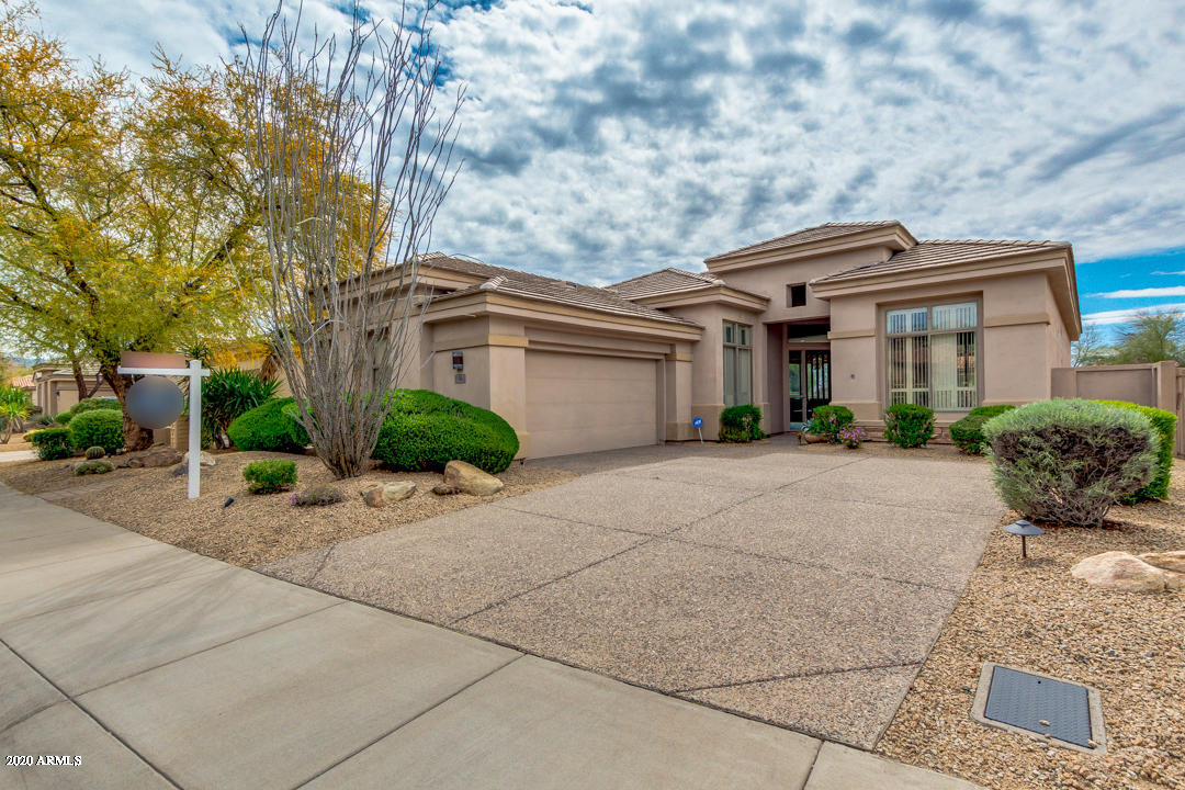Photo of 7663 E OVERLOOK Drive, Scottsdale, AZ 85255