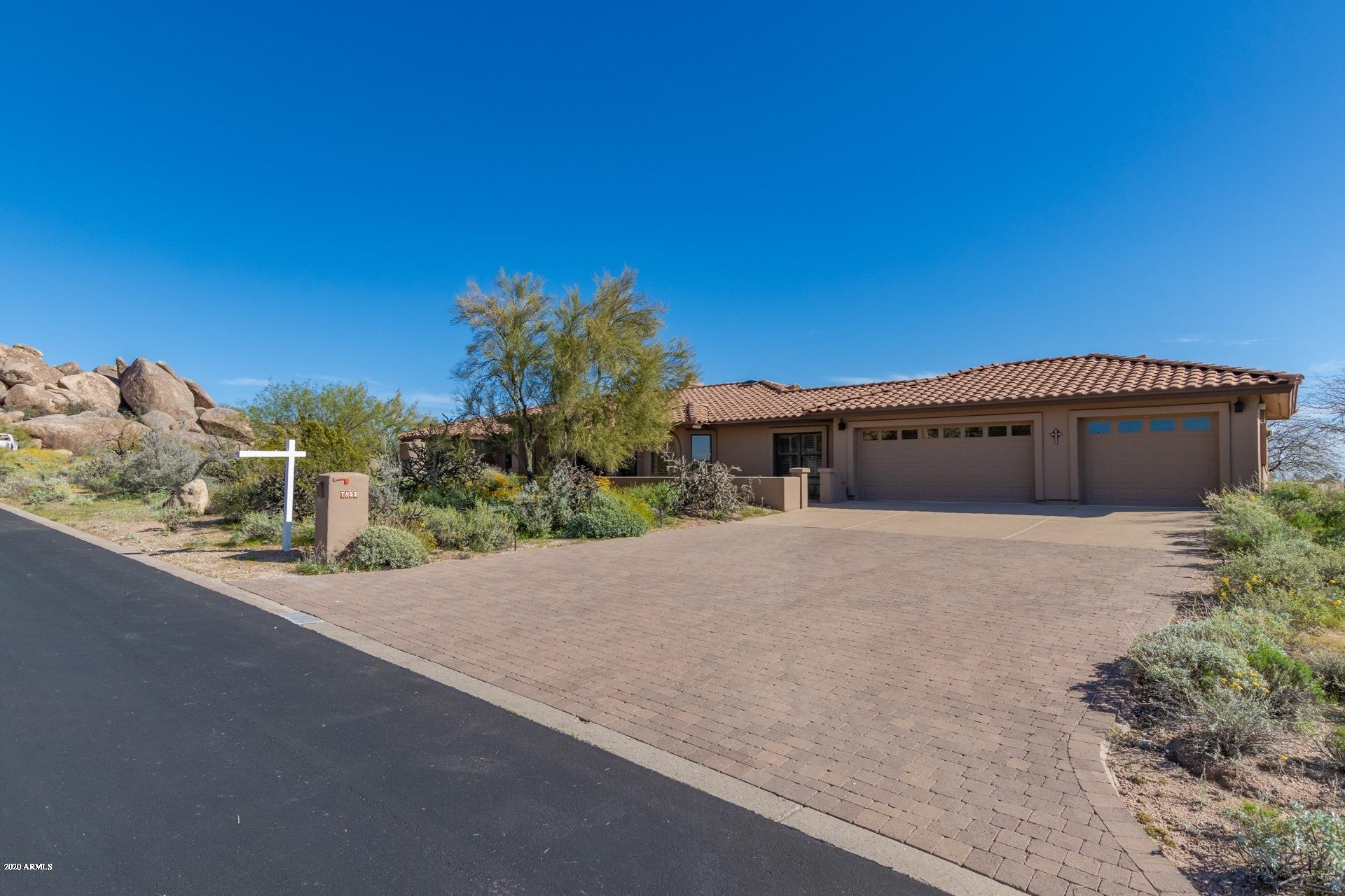Photo of 7853 E MARY SHARON Drive, Scottsdale, AZ 85266