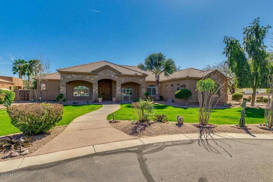 Photo of 2683 E NOLAN Place, Chandler, AZ 85249