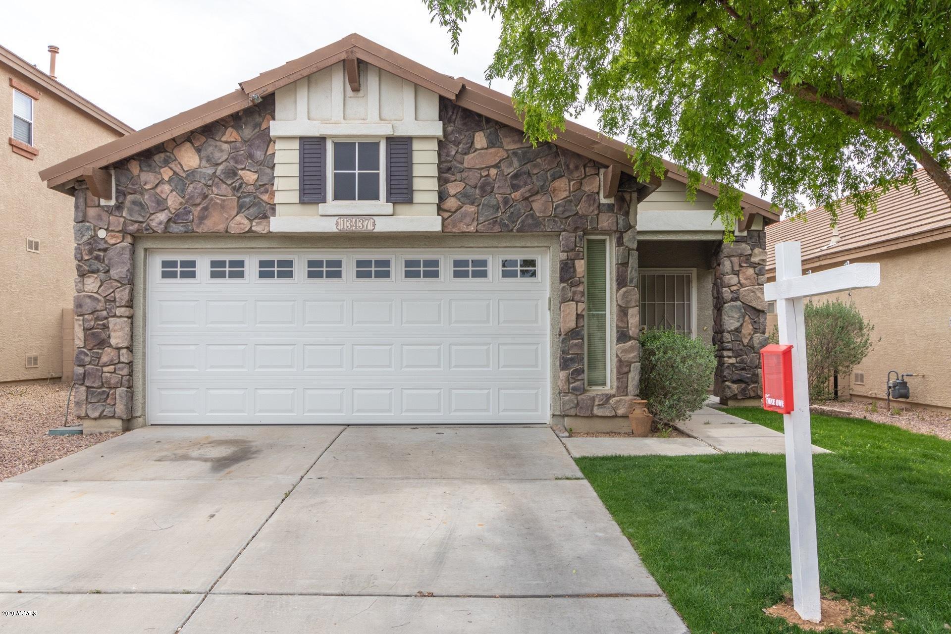 Photo of 13437 W PECK Drive, Litchfield Park, AZ 85340