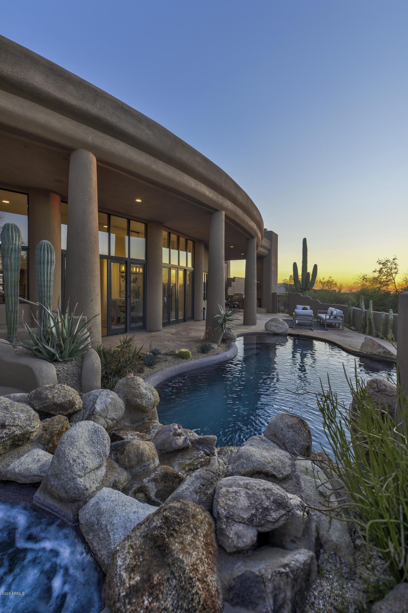 MLS 6052778 10698 E Skinner Drive, Scottsdale, AZ 85262 Scottsdale AZ Private Pool