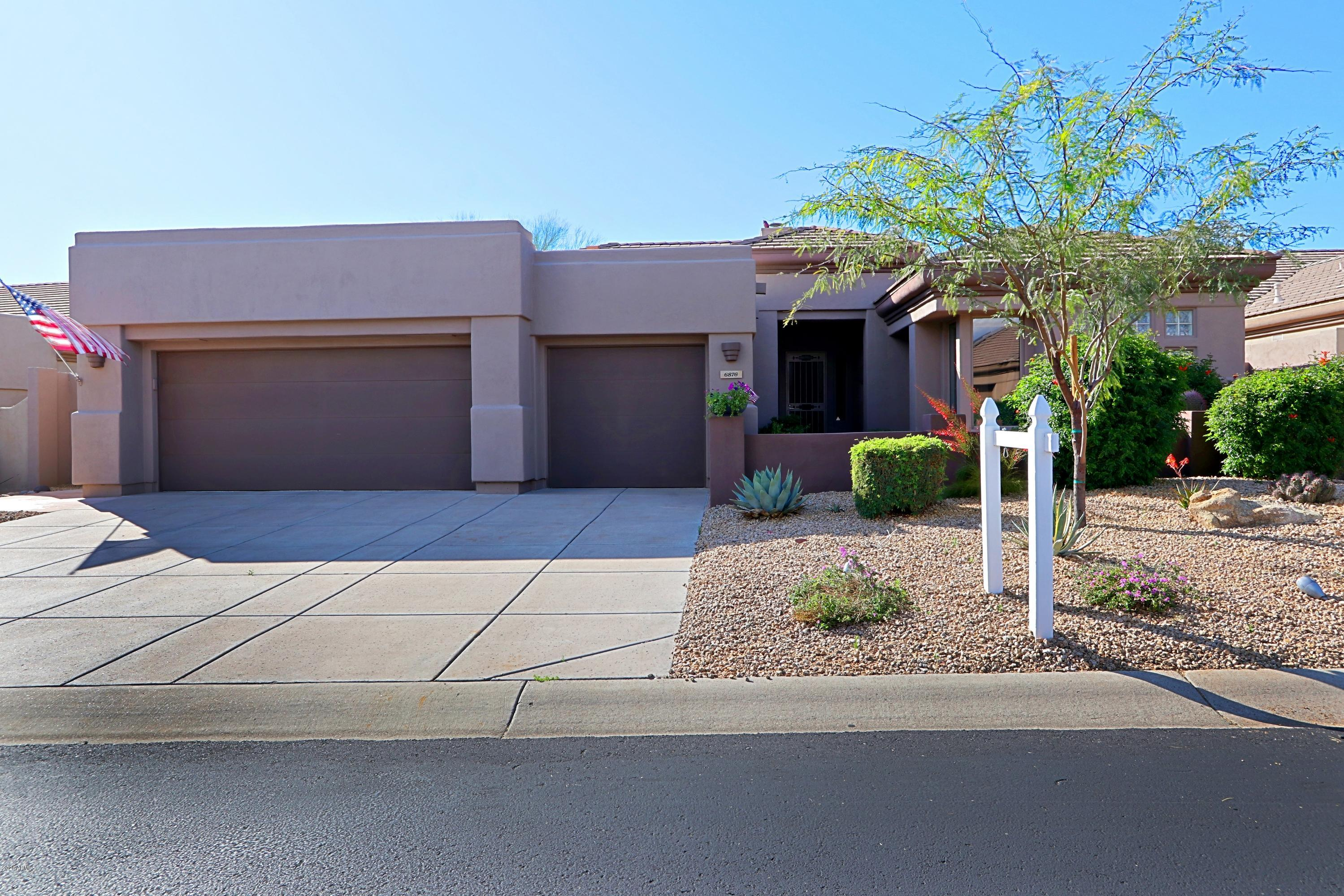 Photo of 6876 E AMBER SUN Drive, Scottsdale, AZ 85266