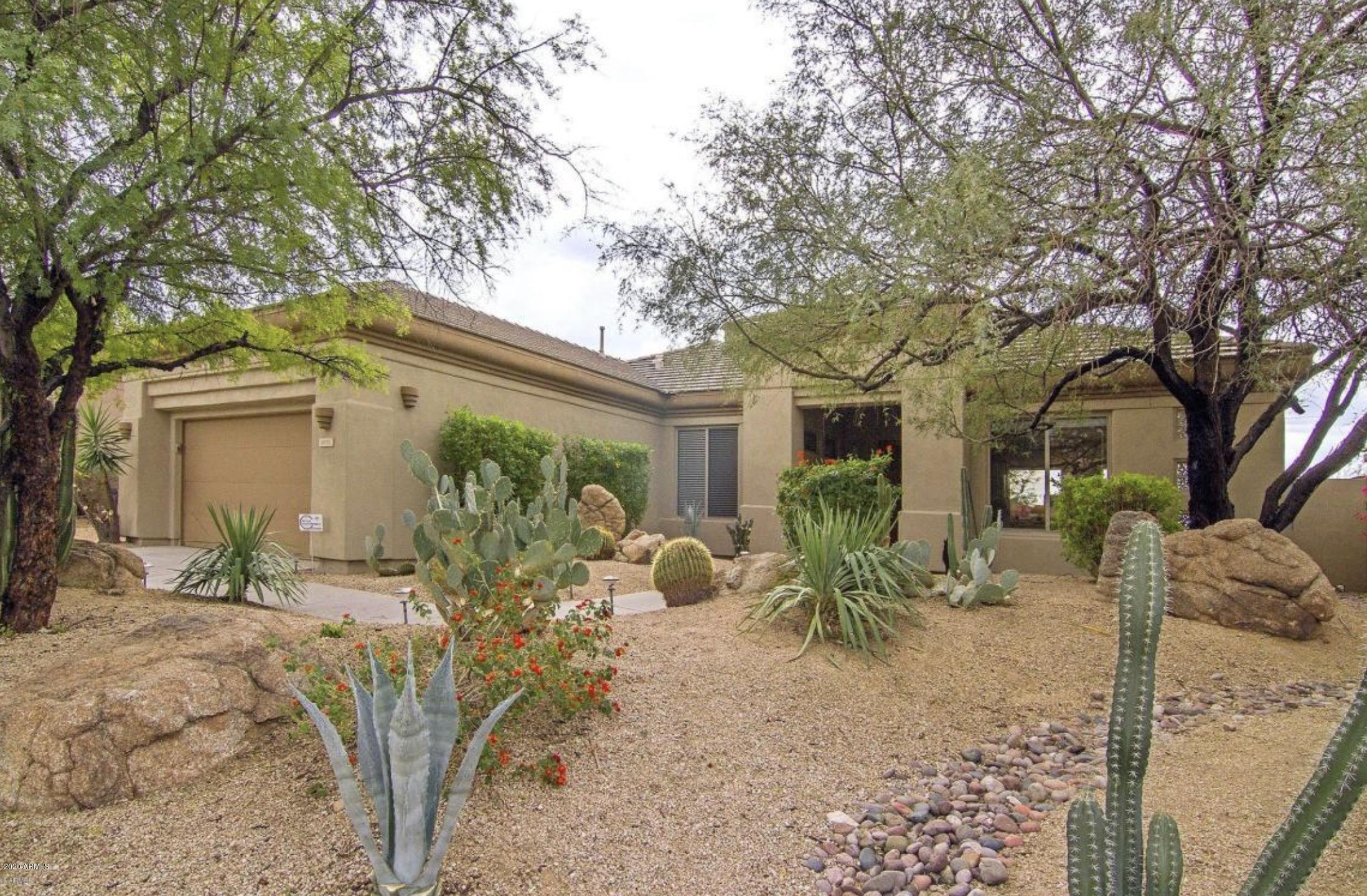 Photo of 6579 E SLEEPY OWL Way, Scottsdale, AZ 85266
