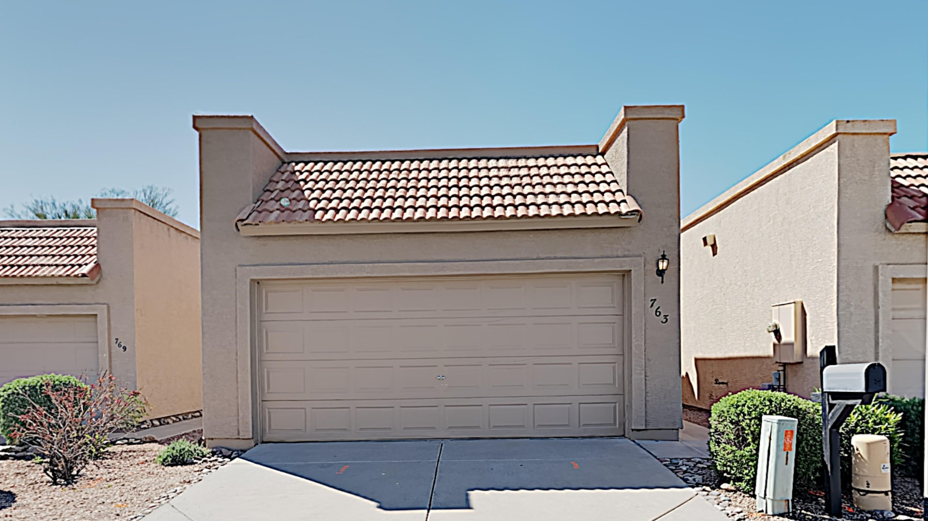 Photo of 763 E PEPPER Drive, Casa Grande, AZ 85122