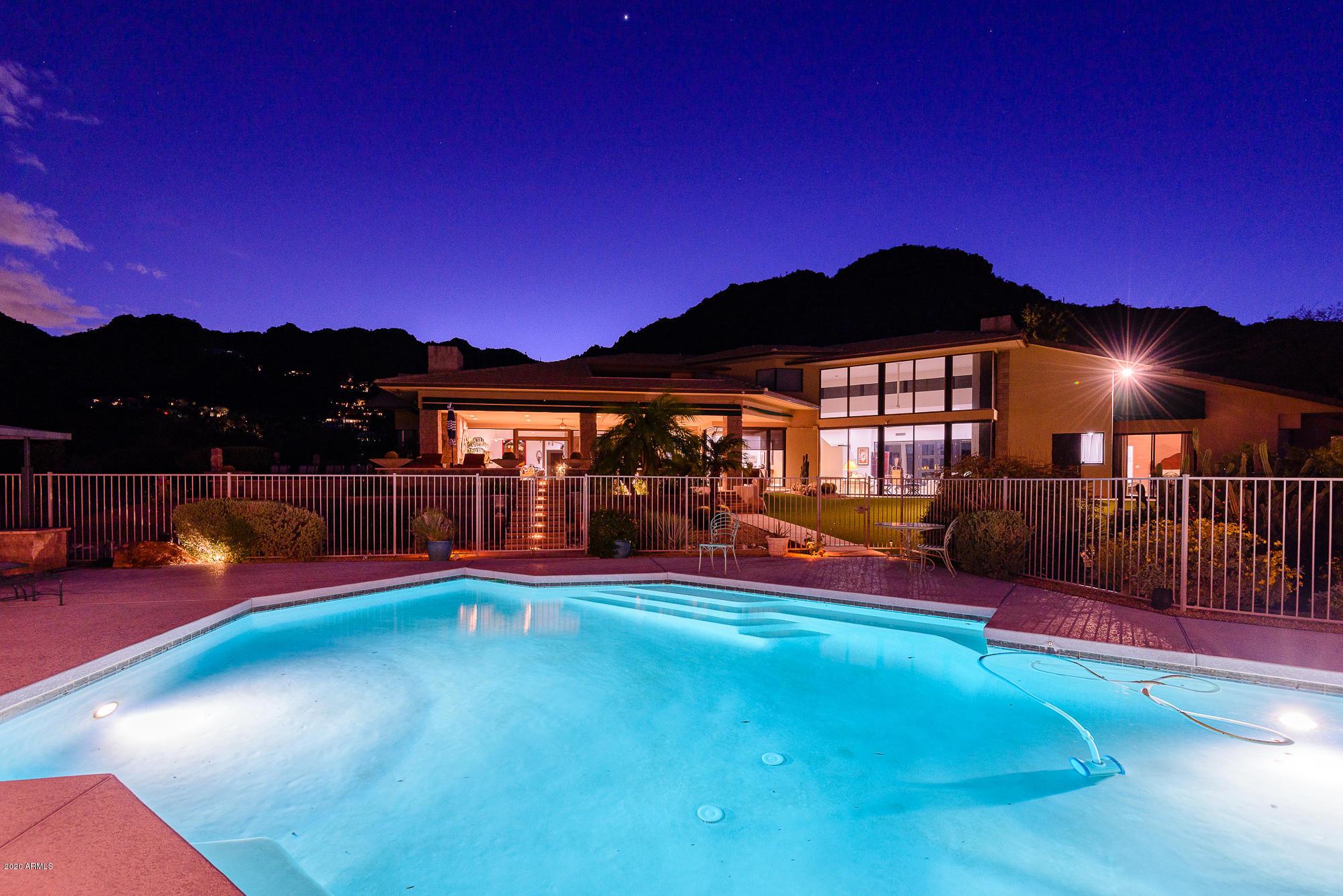 MLS 6047669 7575 N HUMMINGBIRD Lane, Paradise Valley, AZ 85253 Paradise Valley AZ Tennis Court
