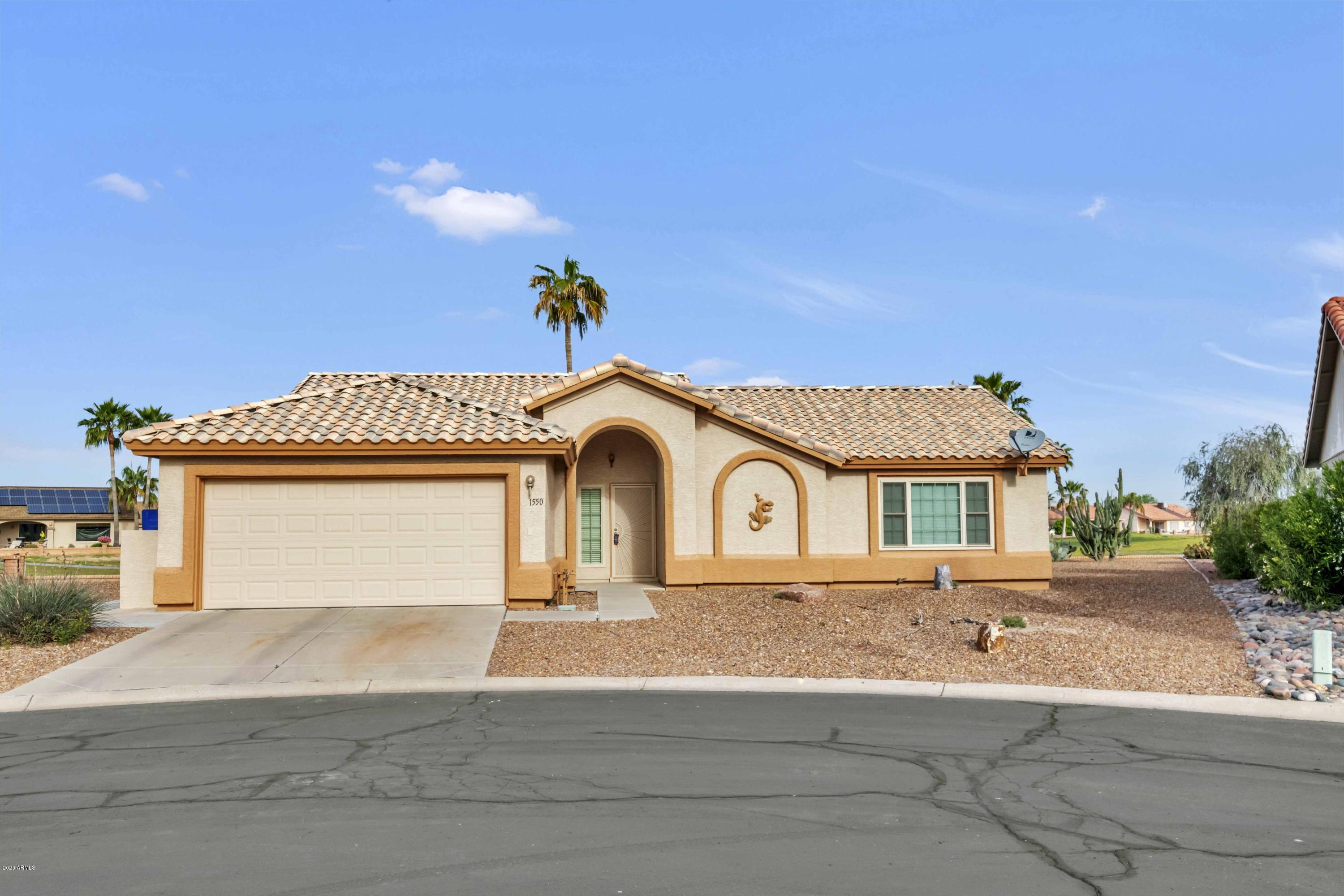 Photo of 1550 E BELLERIVE Court, Chandler, AZ 85249