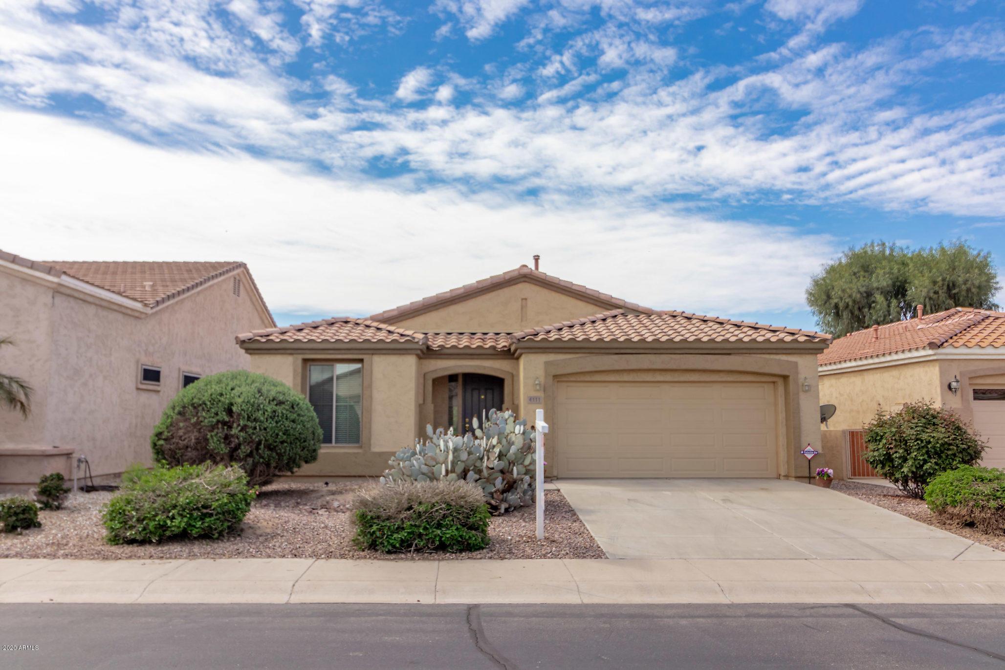 Photo of 4111 E AZALEA Drive, Gilbert, AZ 85298