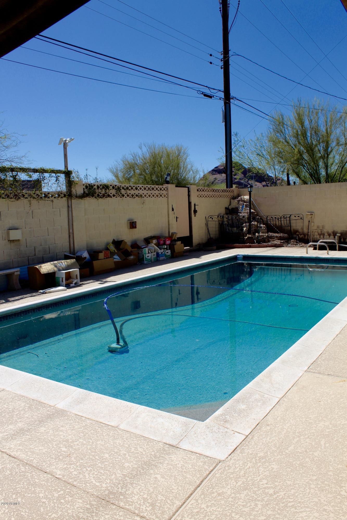 MLS 6061075 6513 E PALM Lane, Scottsdale, AZ 85257 Scottsdale AZ Private Pool