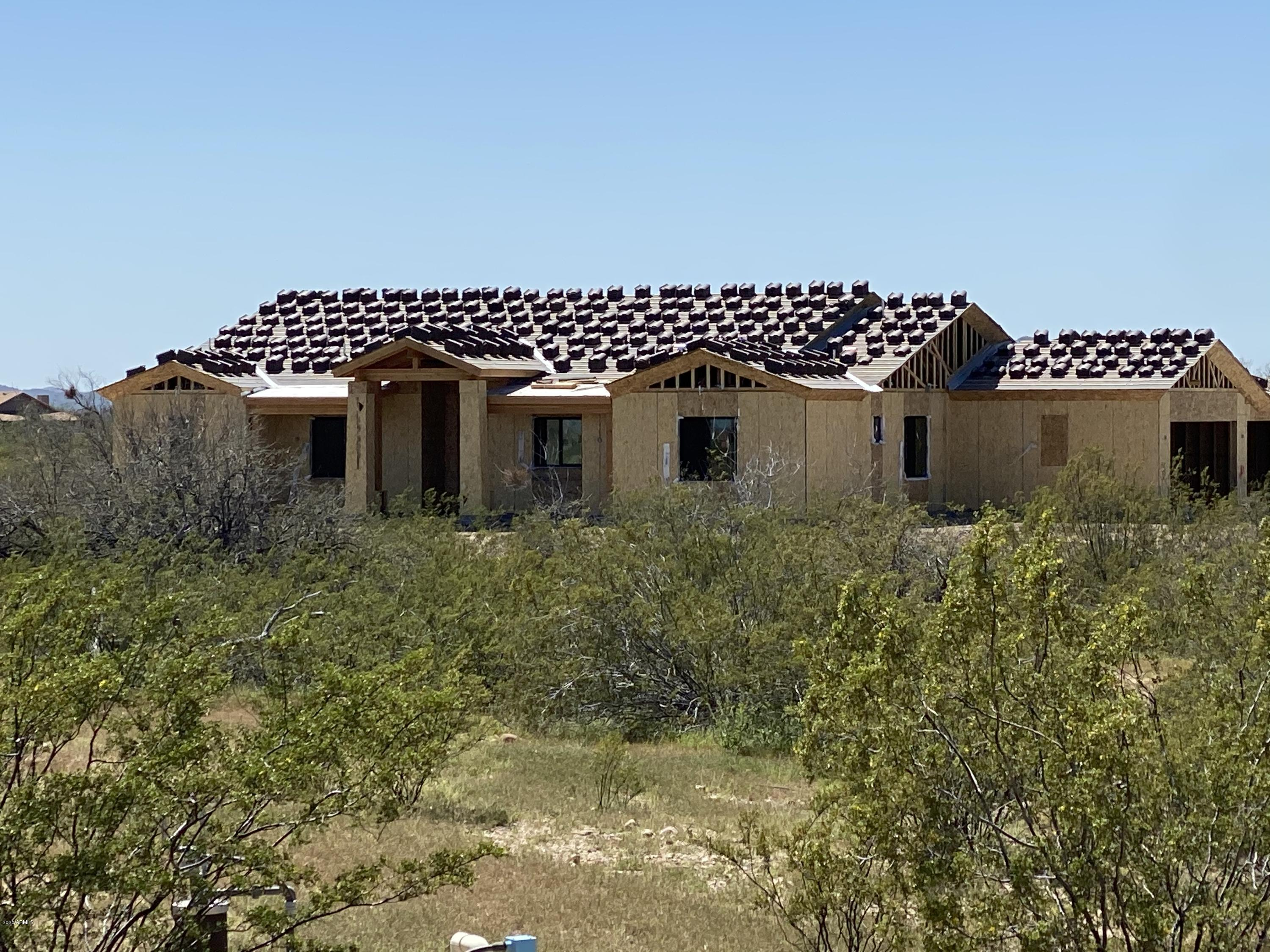 MLS 6021550 21755 W EL GRANDE Trail, Wickenburg, AZ 85390 Wickenburg AZ Four Bedroom