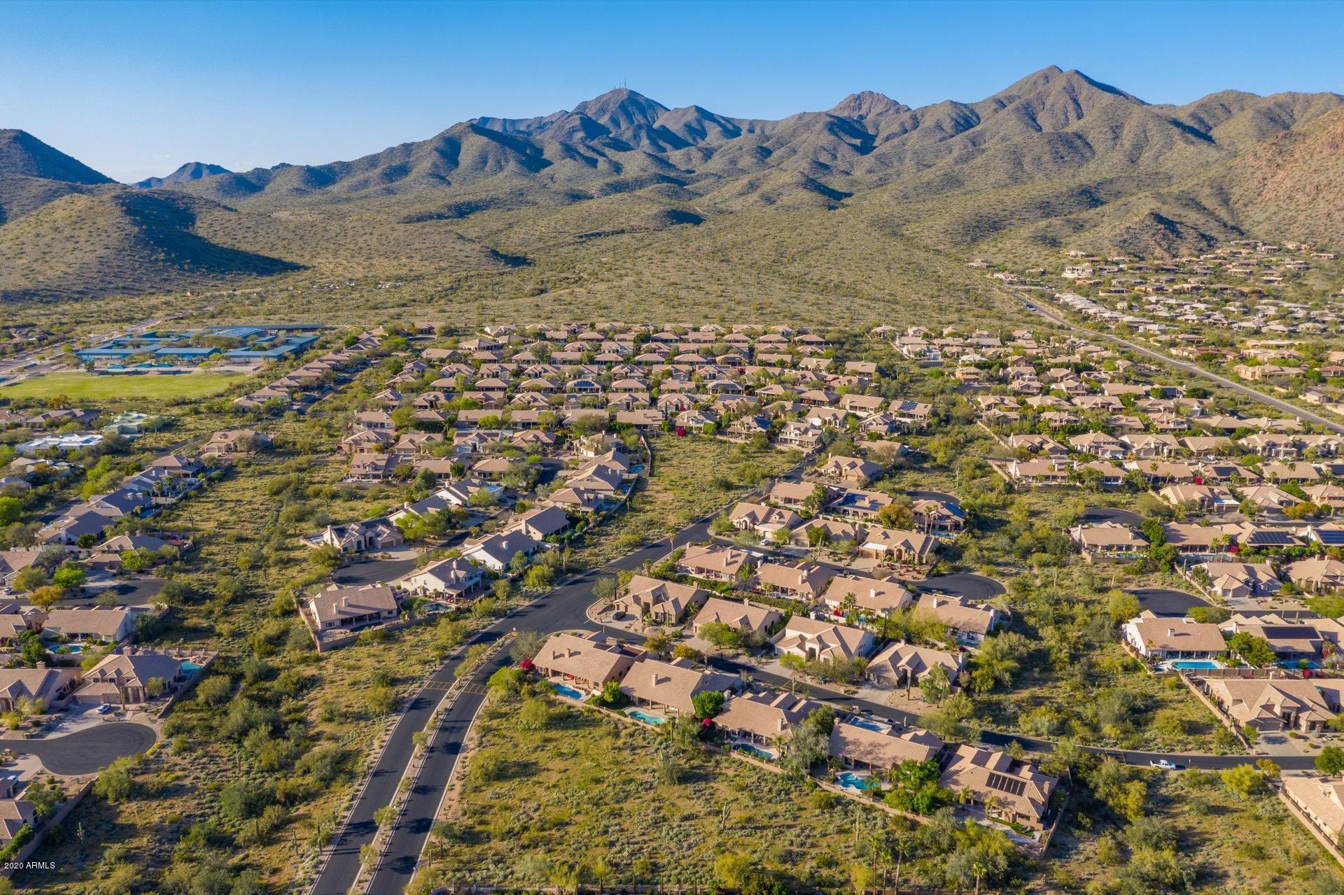 MLS 6060368 12619 E KALIL Drive, Scottsdale, AZ 85259 Scottsdale AZ Private Pool
