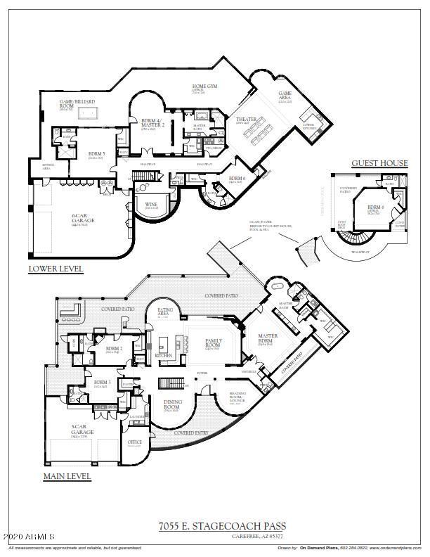 MLS 6057698 7055 E STAGECOACH PASS Pass, Carefree, AZ 85377 Carefree AZ One Plus Acre Home