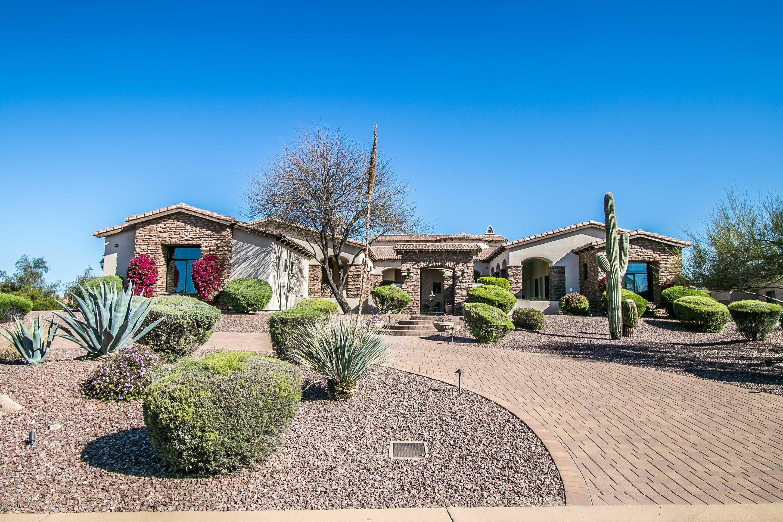 Photo of 8120 E CAMINO ADELE --, Scottsdale, AZ 85255
