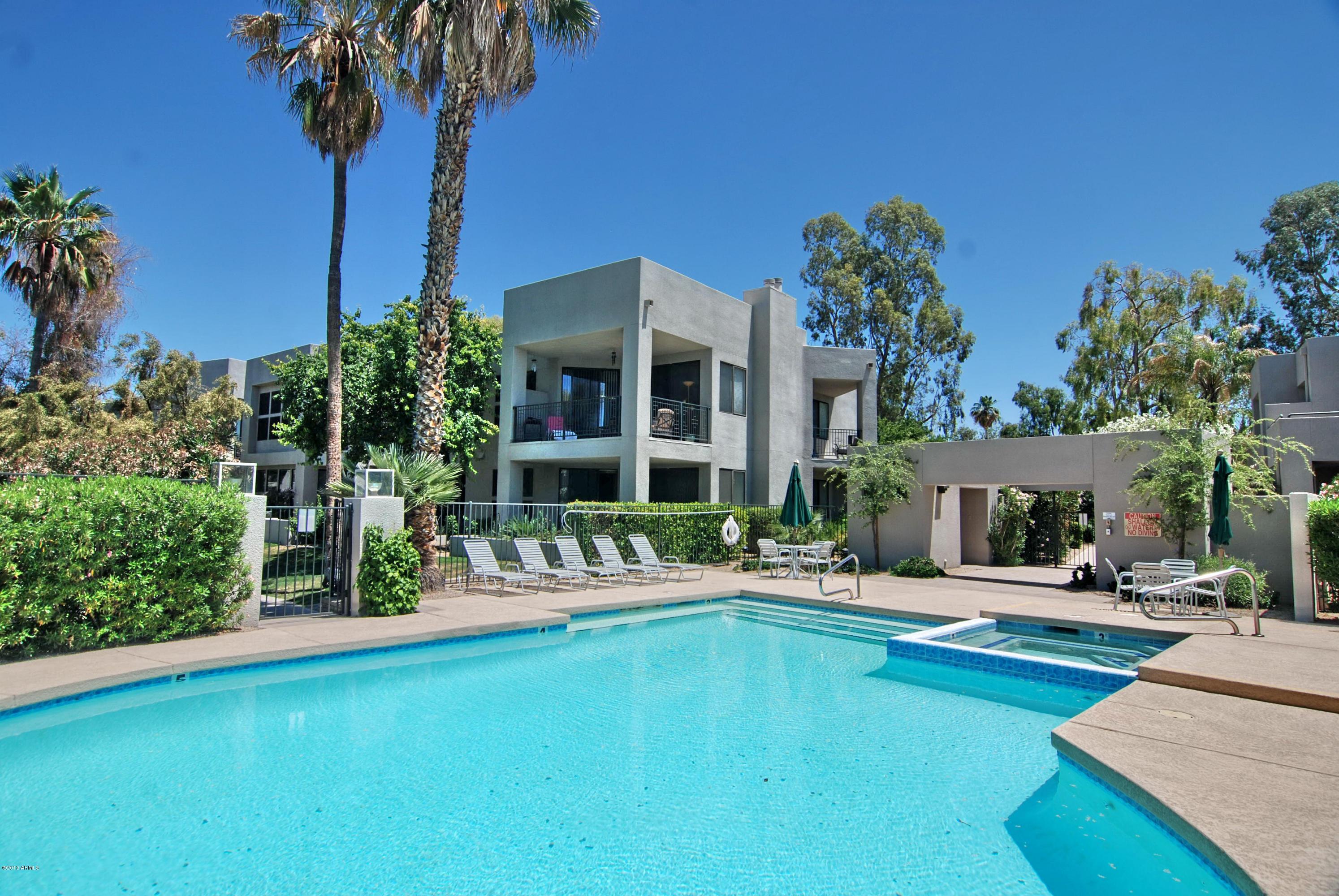 Photo of 7700 E GAINEY RANCH Road #115, Scottsdale, AZ 85258
