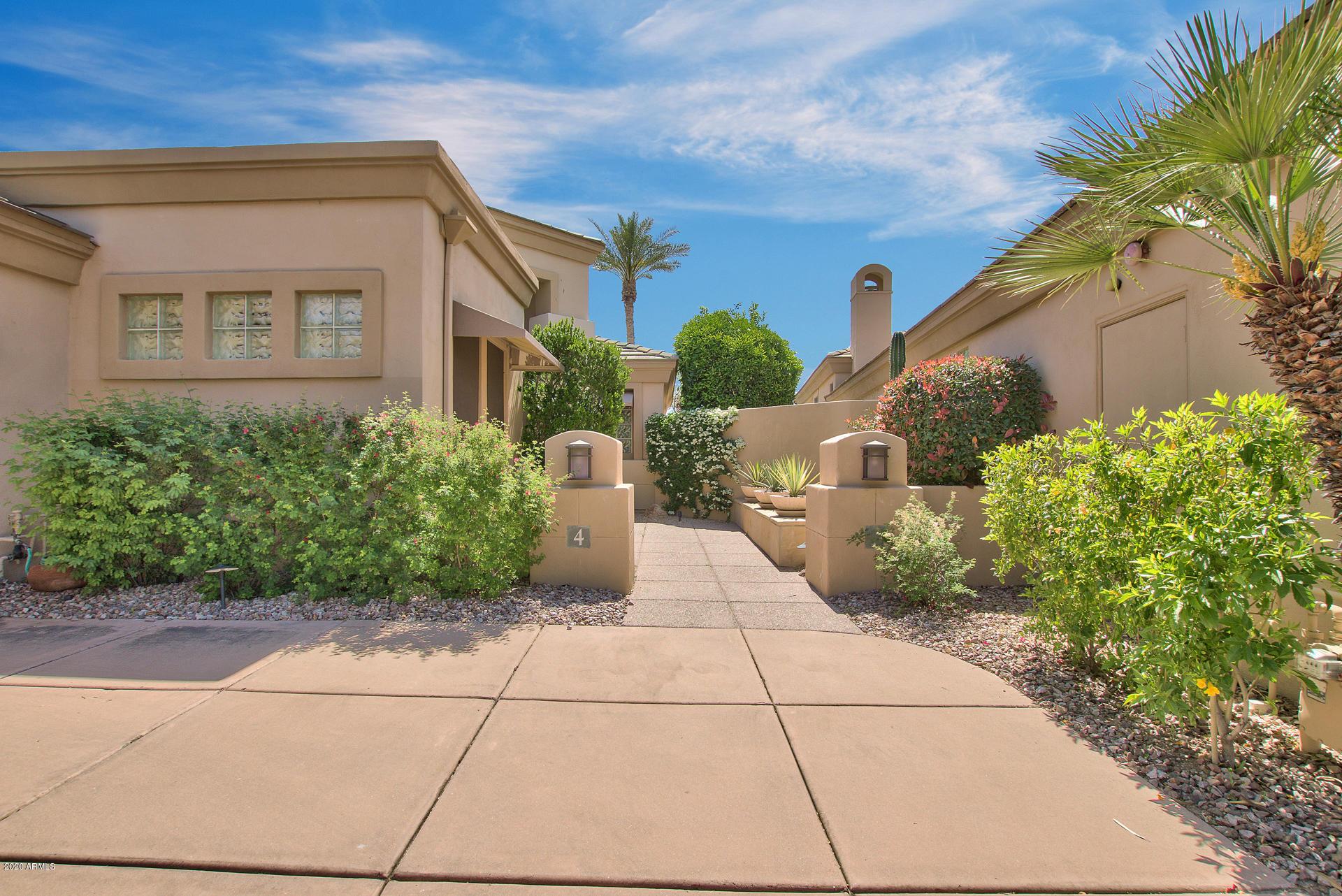 Photo of 7705 E DOUBLETREE RANCH Road #4, Scottsdale, AZ 85258