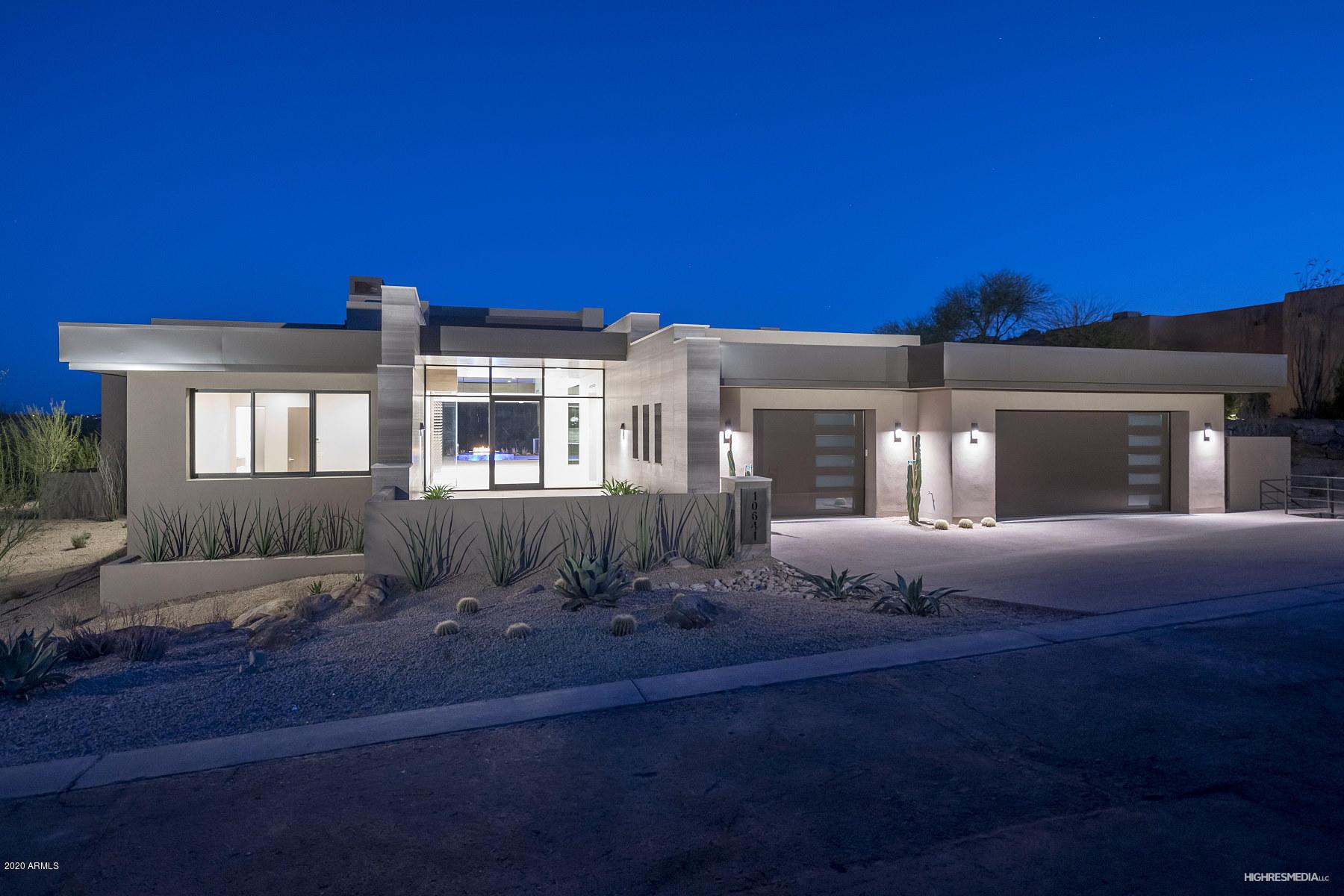 Photo of 10641 E BLUE SKY Drive, Scottsdale, AZ 85262