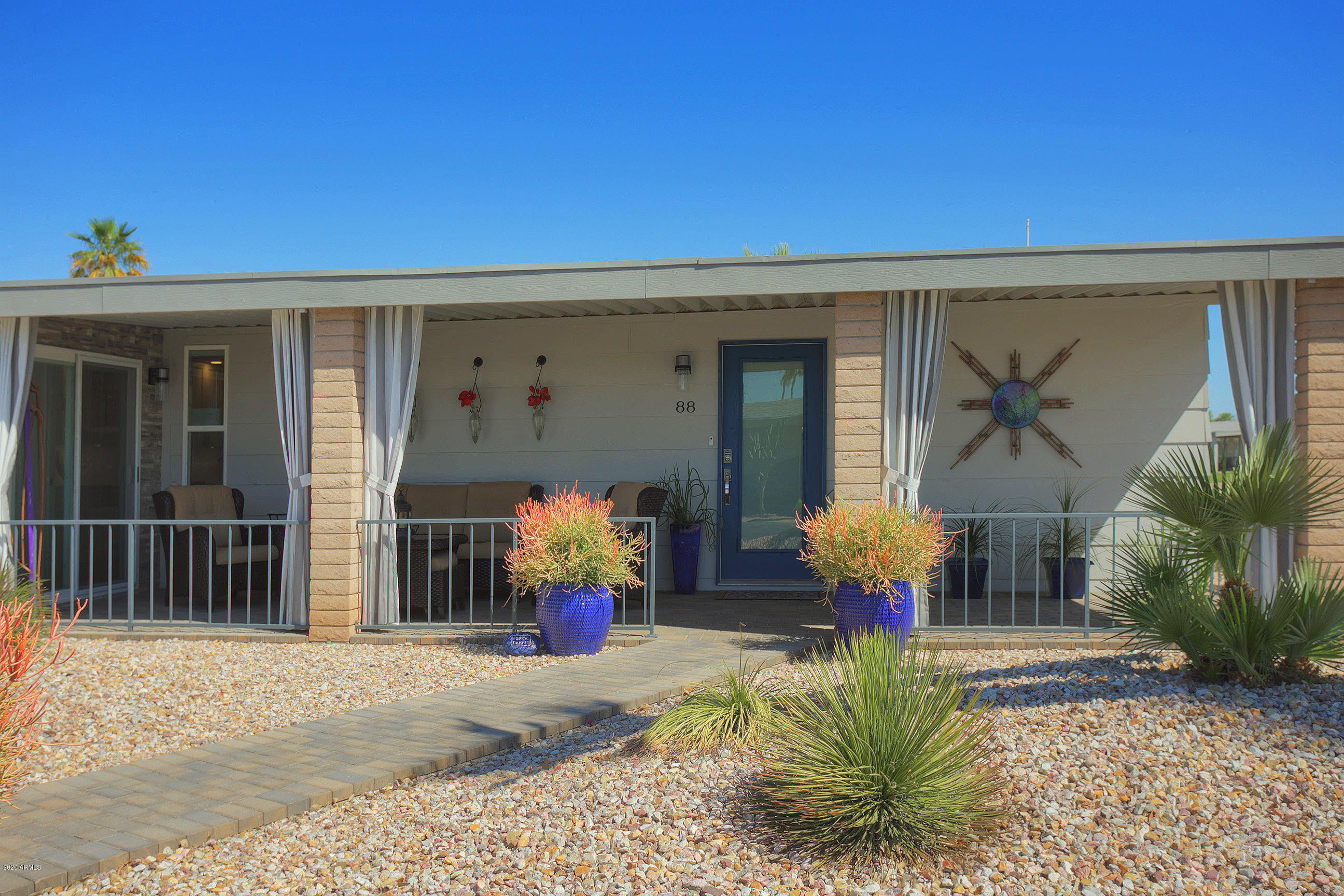 Photo of 8350 E MCKELLIPS Road #88, Scottsdale, AZ 85257