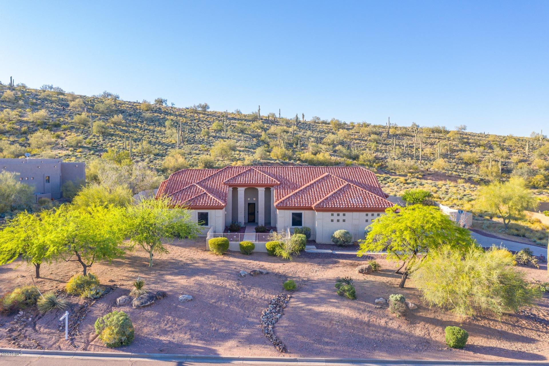 Photo of 16410 E TOMBSTONE Avenue, Fountain Hills, AZ 85268