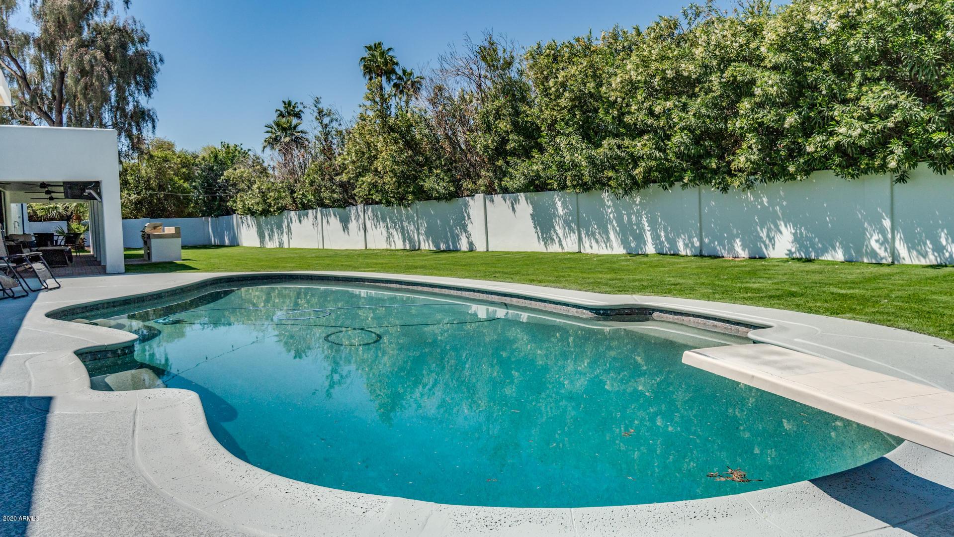 MLS 6069801 3920 N 54TH Street, Phoenix, AZ 85018 Phoenix AZ Private Pool