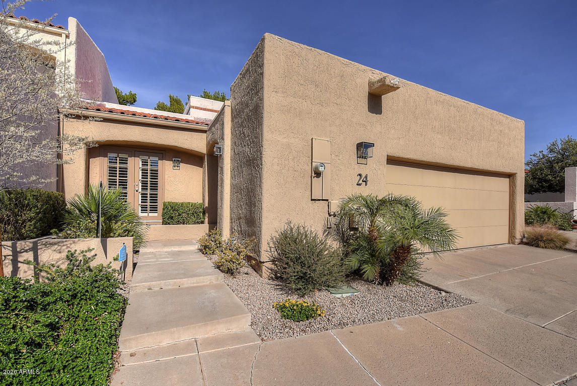 Photo of 2626 E ARIZONA BILTMORE Circle #24, Phoenix, AZ 85016