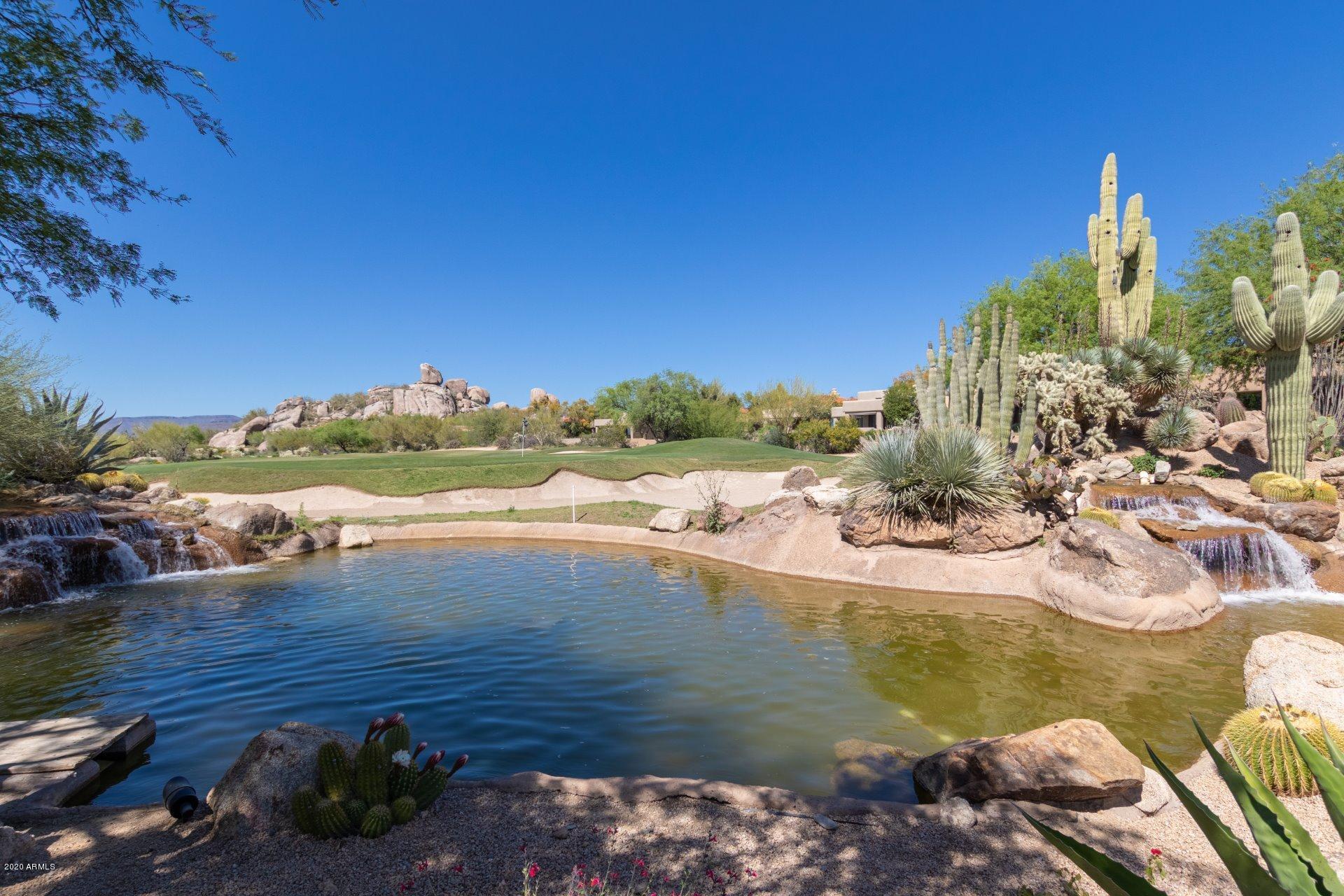 MLS 6070507 7500 E BOULDERS Parkway Unit 79, Scottsdale, AZ 85266 Scottsdale AZ The Boulders