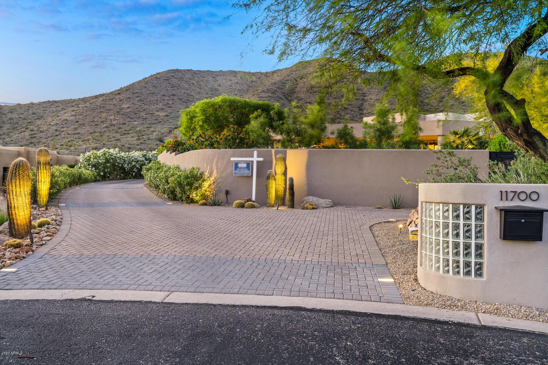 MLS 6070847 11700 E DESERT TRAIL Road, Scottsdale, AZ 85259 Scottsdale AZ Ancala