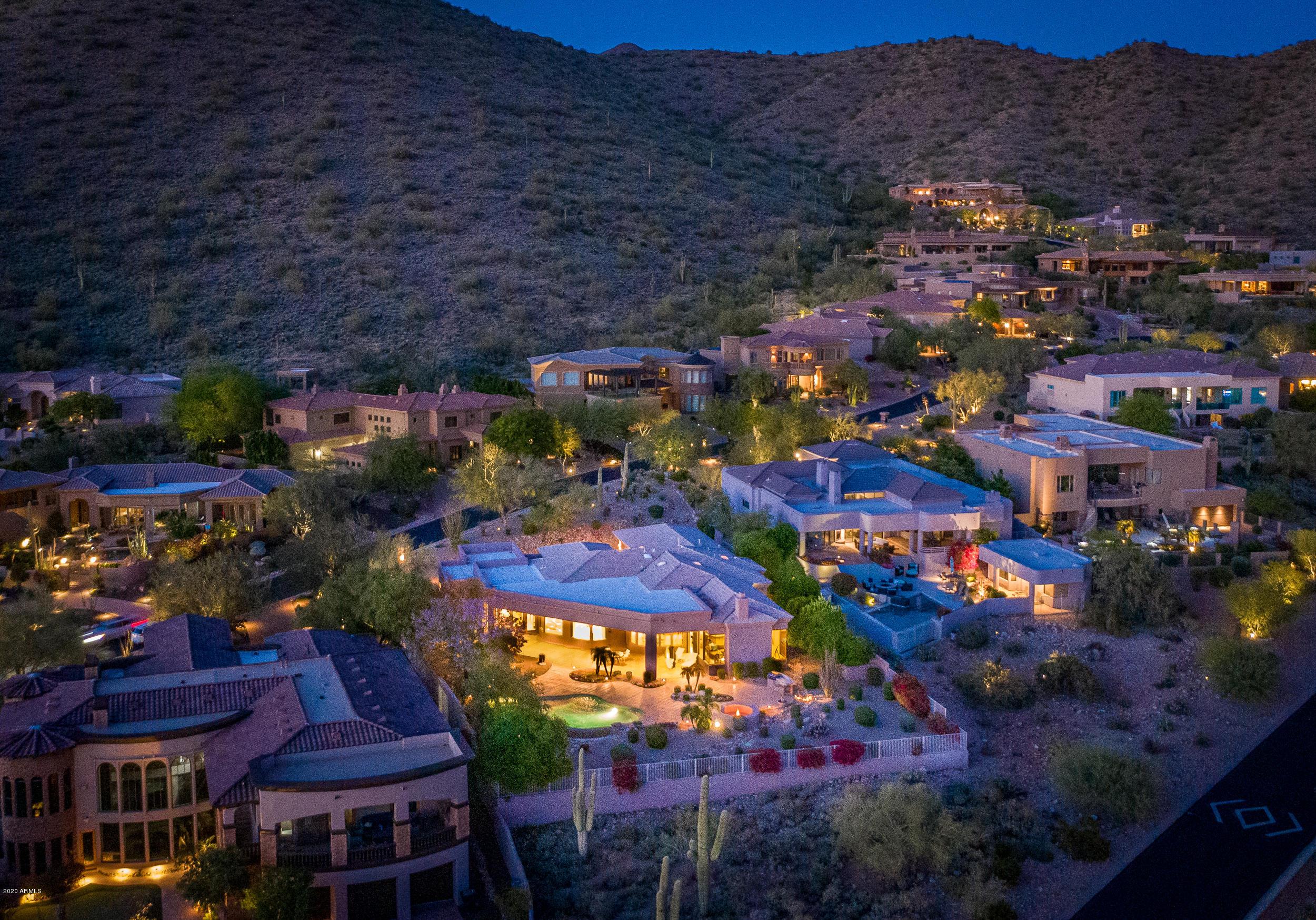 MLS 6070400 11879 E DESERT TRAIL Road, Scottsdale, AZ 85259 Scottsdale AZ Ancala