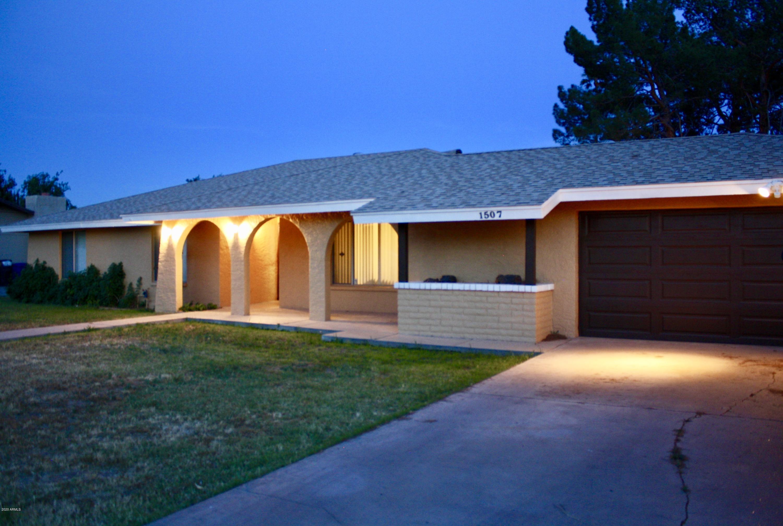 MLS 6073082 1507 E GABLE Avenue, Mesa, AZ 85204 Mesa AZ Emerald Acres