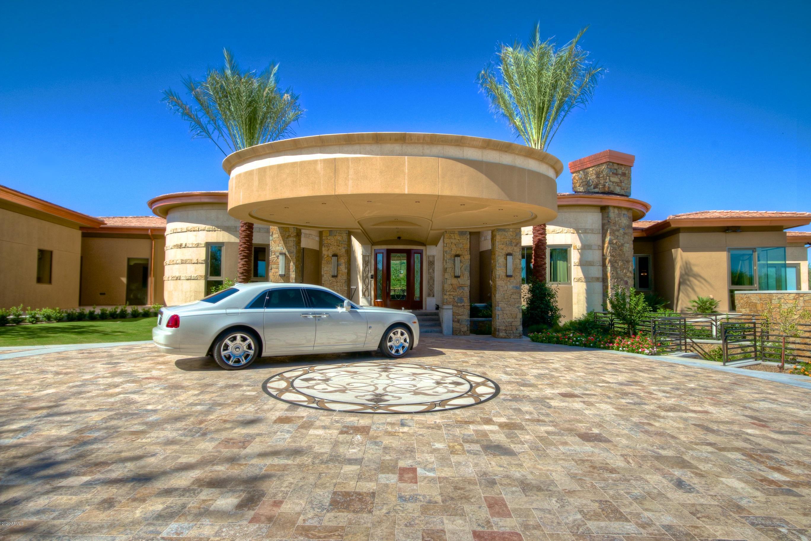 MLS 5892742 5335 N INVERGORDON Road, Paradise Valley, AZ 85253 Paradise Valley AZ Luxury