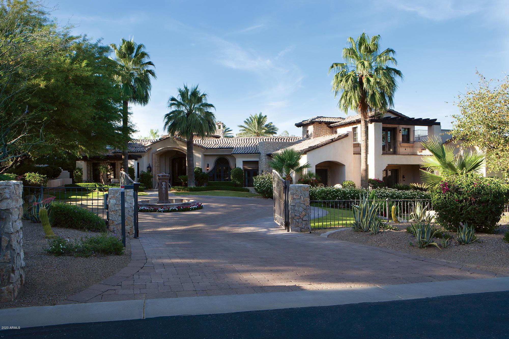 MLS 6082491 6618 E BLUEBIRD Lane, Paradise Valley, AZ 85253 Paradise Valley AZ Spec Home
