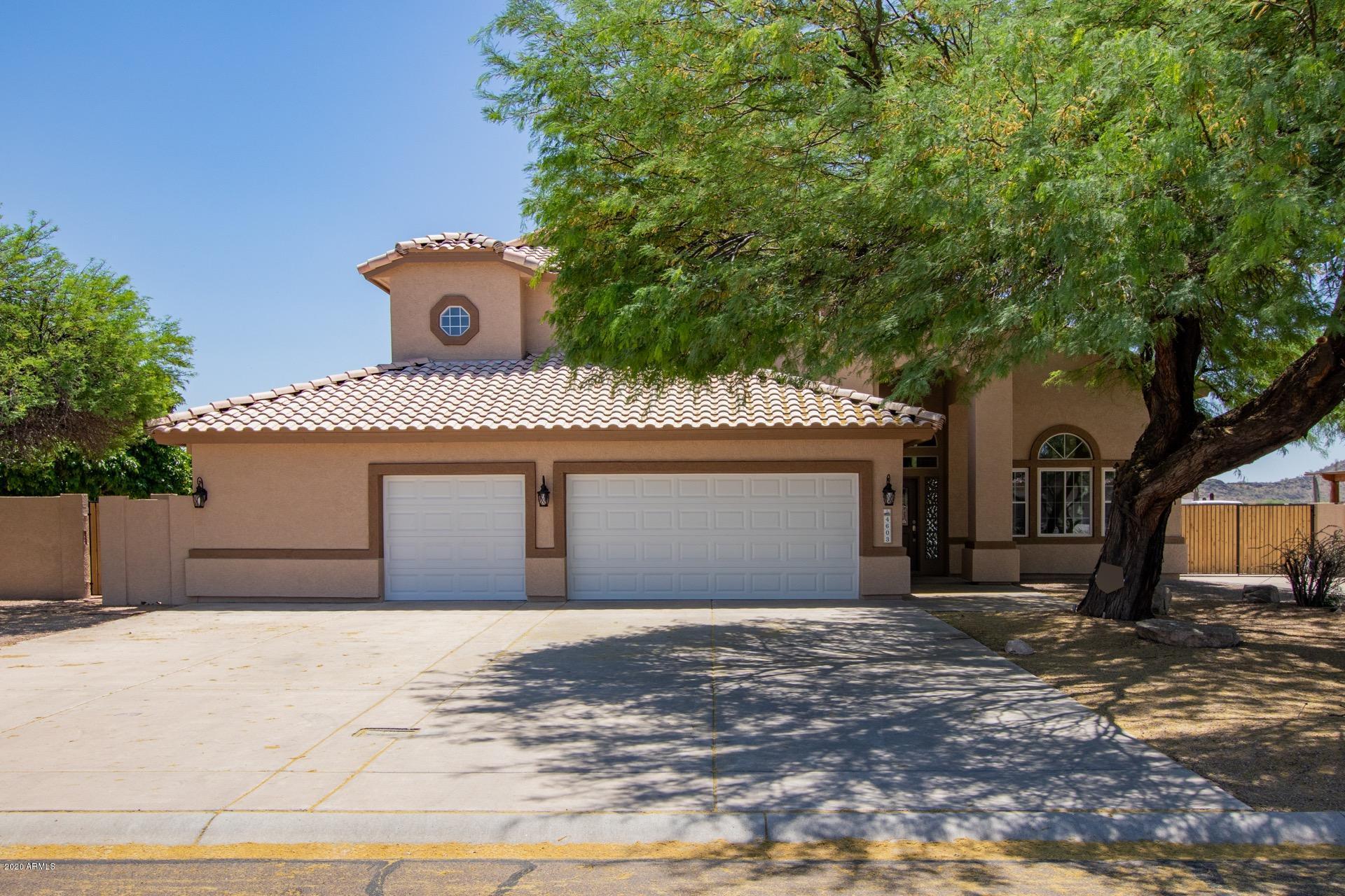 Photo of 4603 W SOFT WIND Drive, Glendale, AZ 85310
