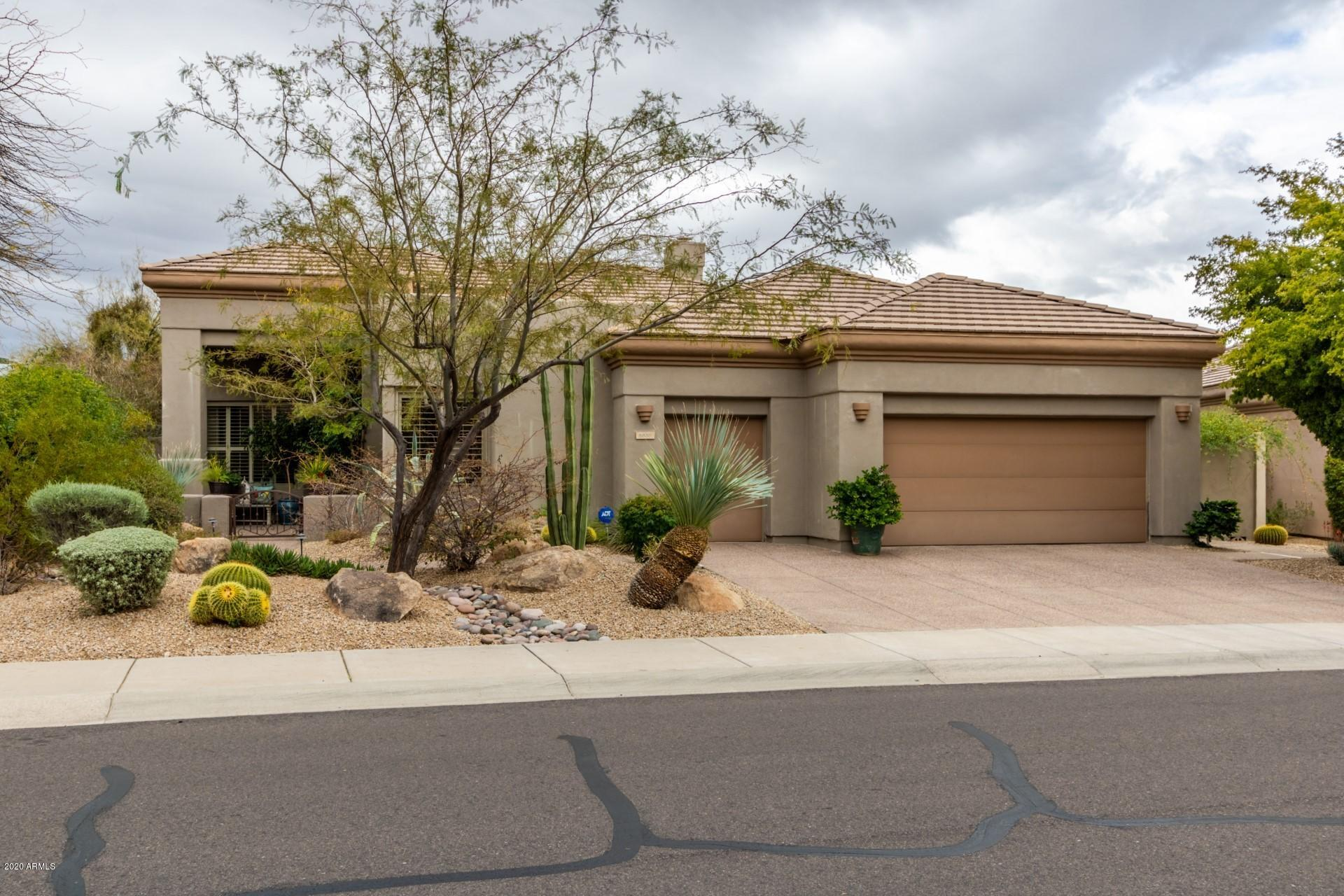 Photo of 6839 E AMBER SUN Drive, Scottsdale, AZ 85266