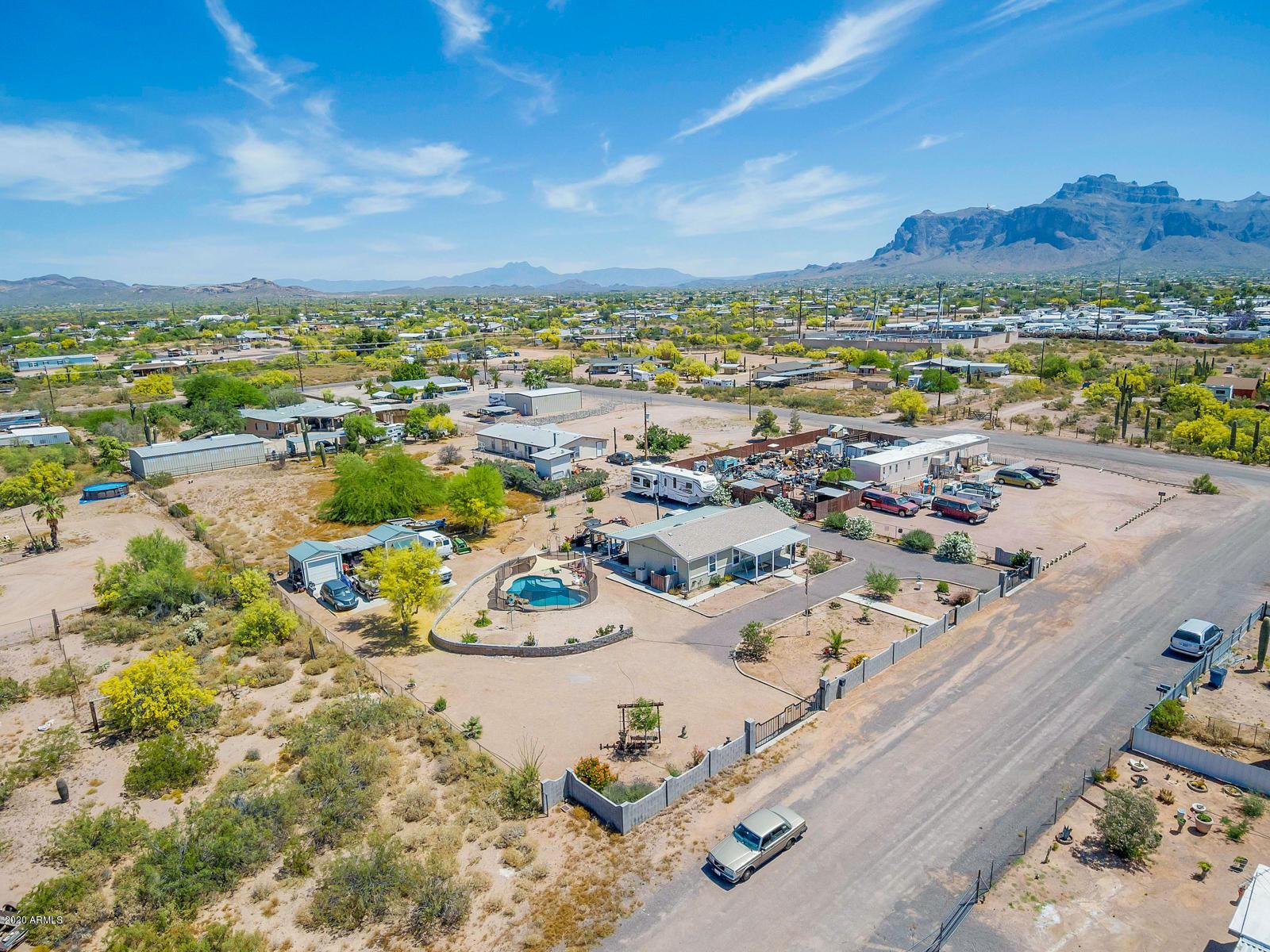 MLS 6077166 920 E 2nd Avenue, Apache Junction, AZ 85119 Apache Junction AZ Manufactured Mobile Home