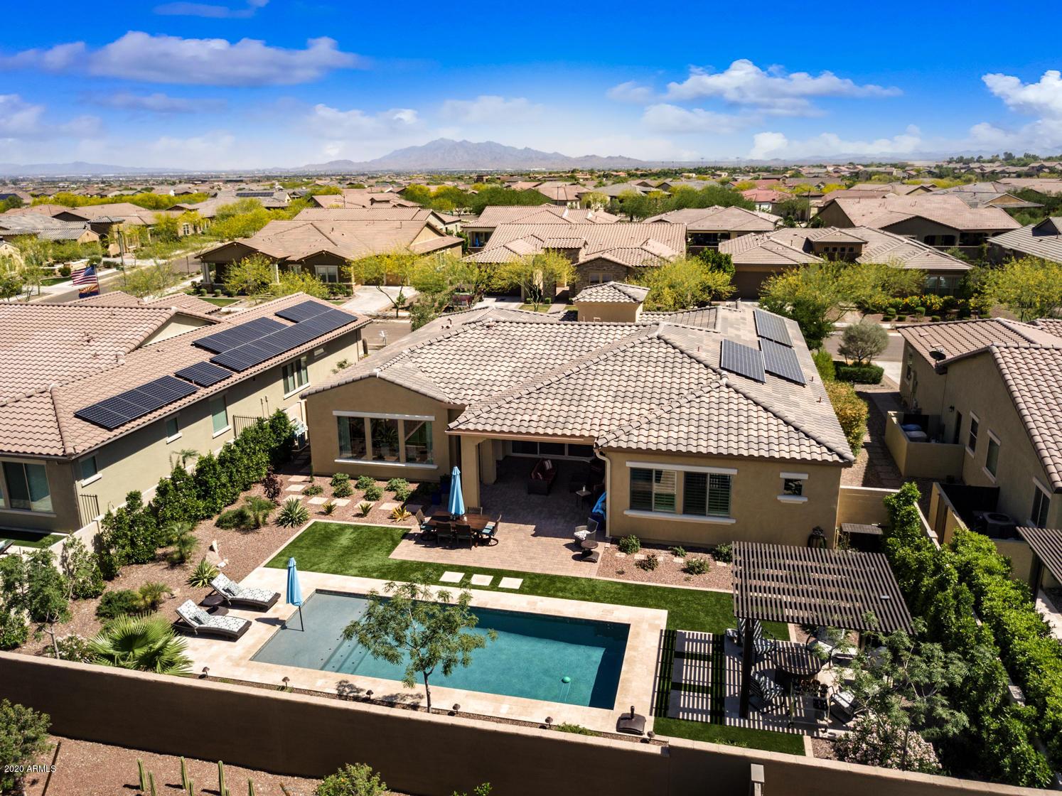 MLS 6077718 20950 W Colina Court, Buckeye, AZ 85396 Buckeye AZ Private Pool