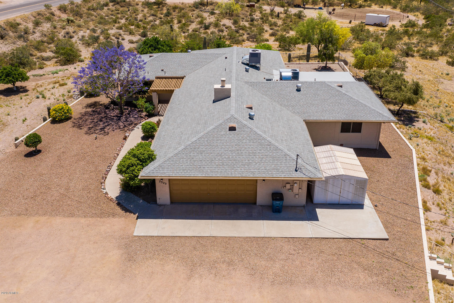 MLS 6077676 2323 E GREASEWOOD Street, Apache Junction, AZ 85119 Apache Junction AZ One Plus Acre Home