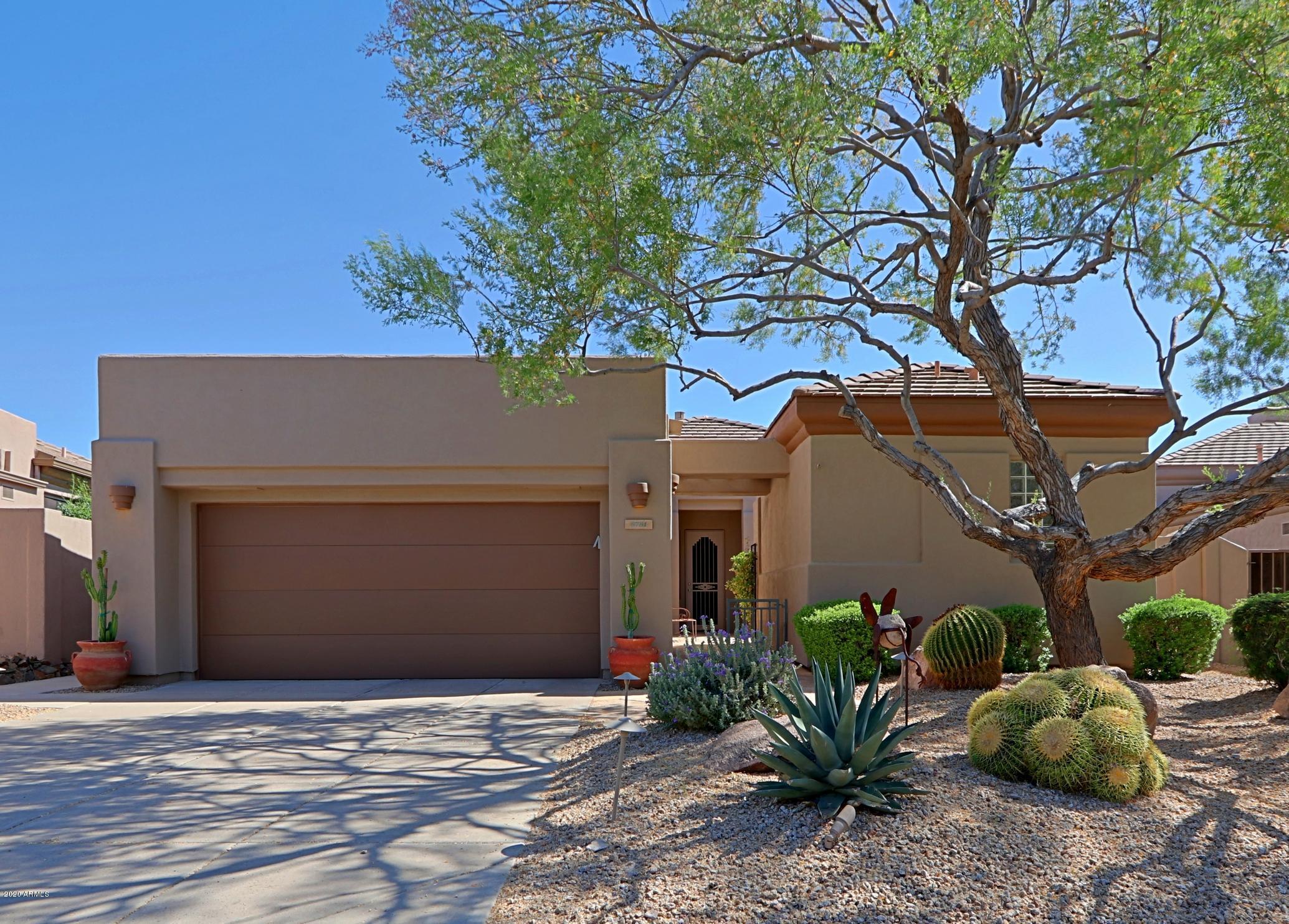 Photo of 6781 E WHISPERING MESQUITE Trail, Scottsdale, AZ 85266