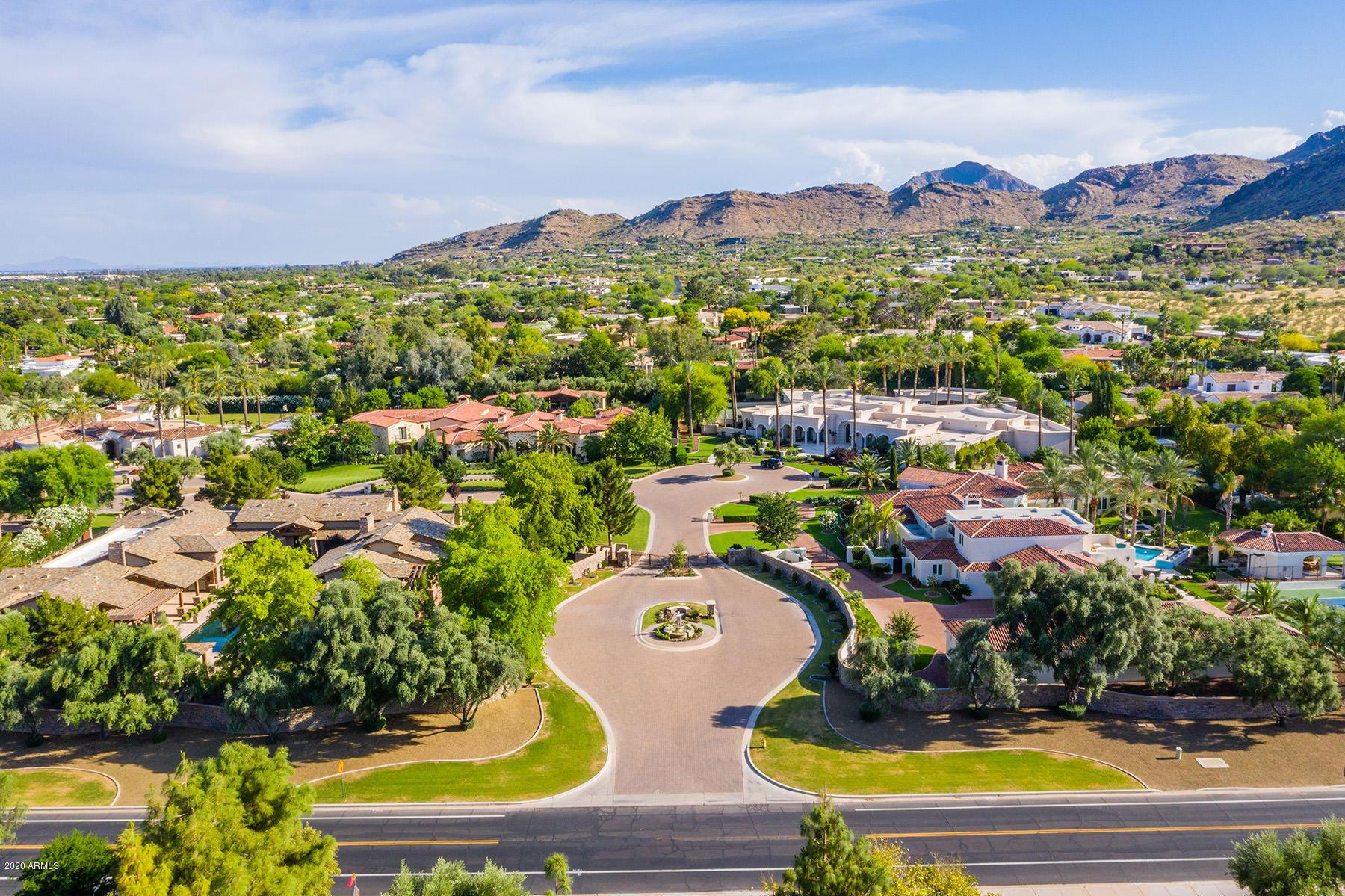 MLS 6080710 6370 E ROYAL PALM Road, Paradise Valley, AZ 85253 Paradise Valley AZ Villaresi